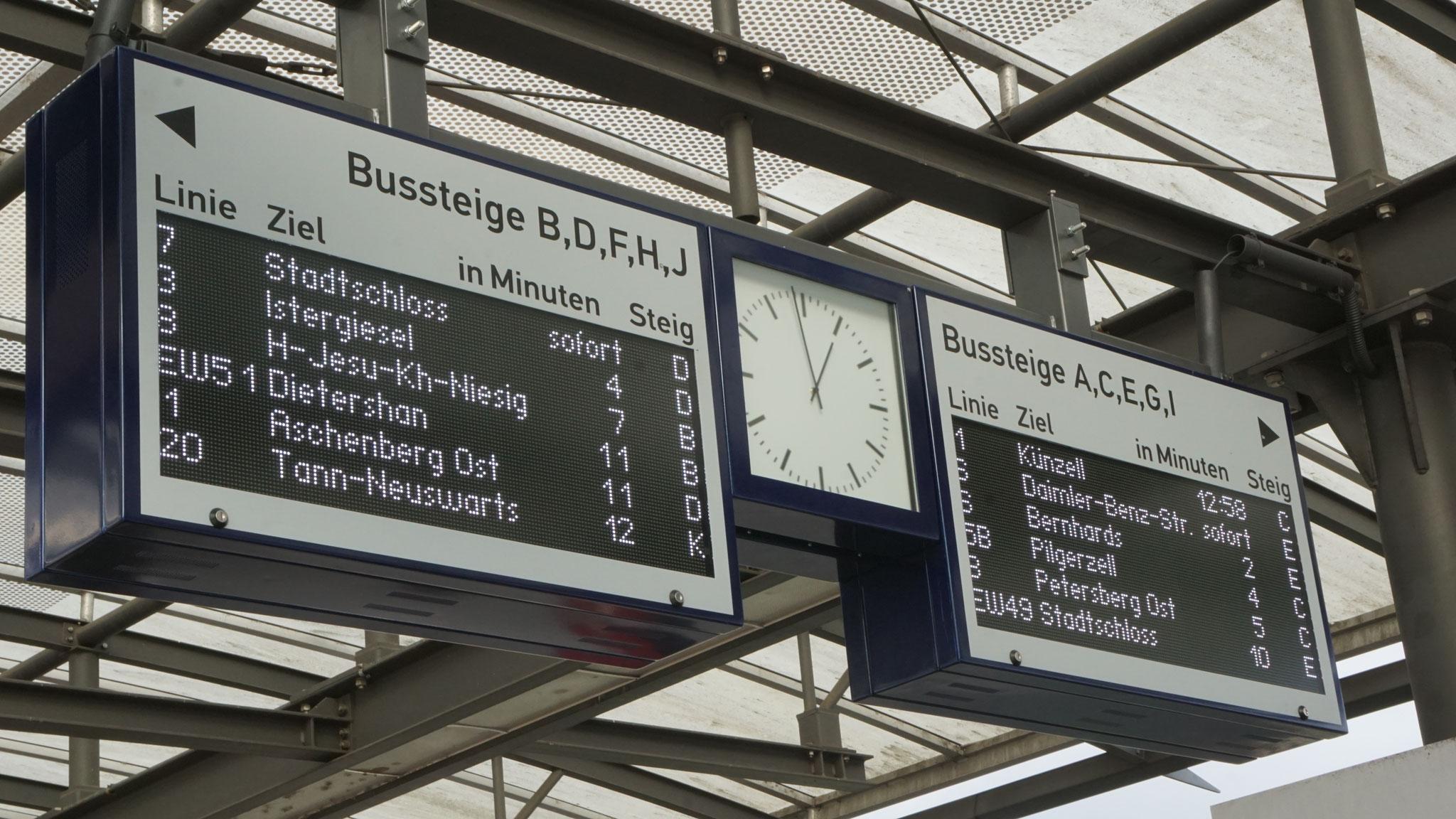 RGB LED display Fulda