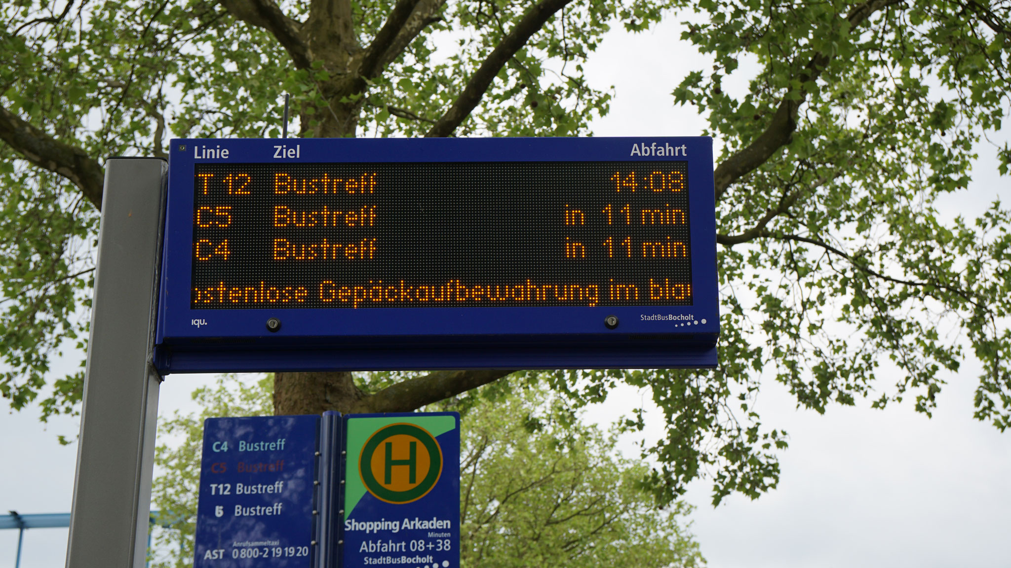 LED-Display Bocholt