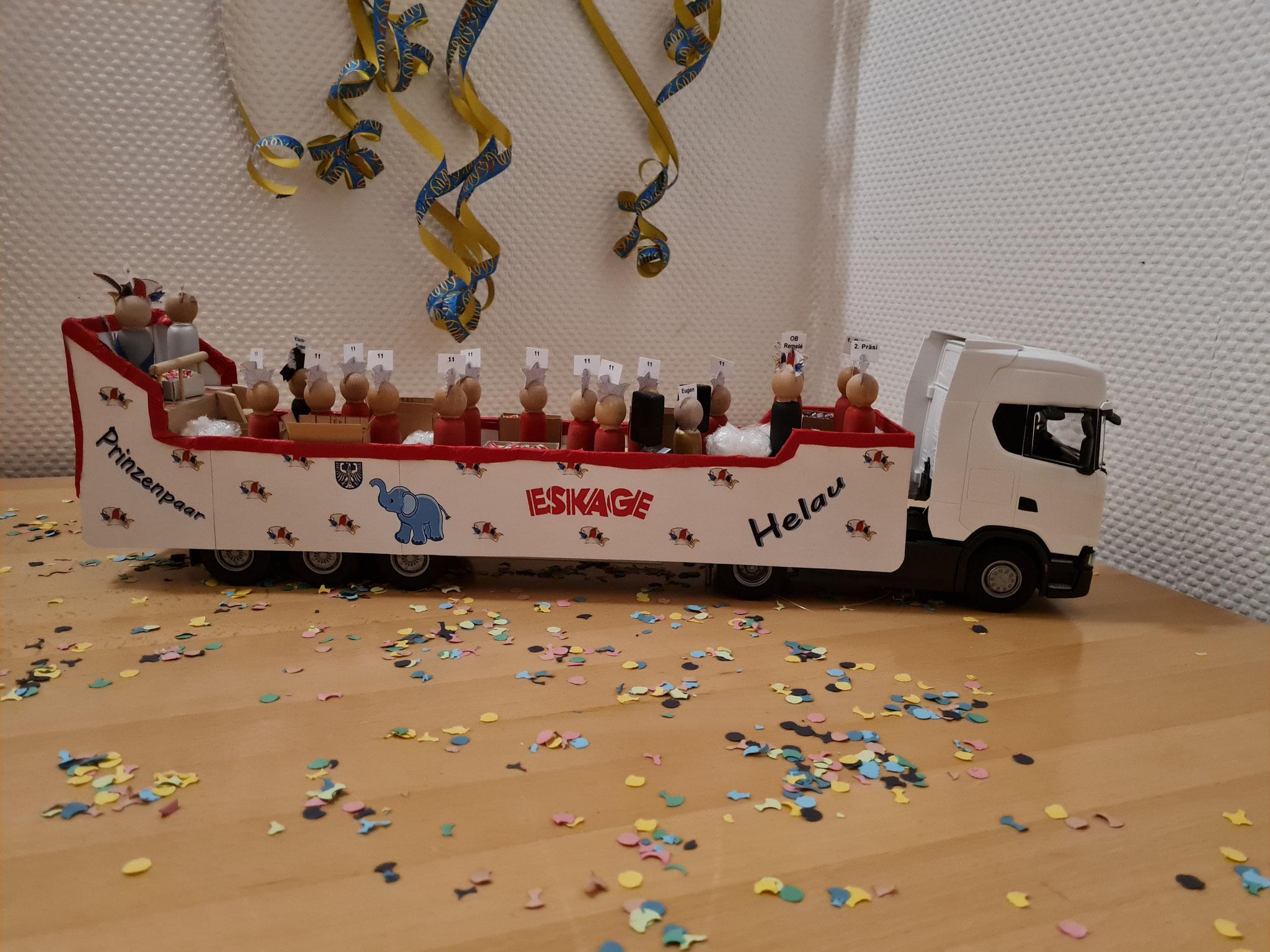 ESKAGE - Prinzenwagen