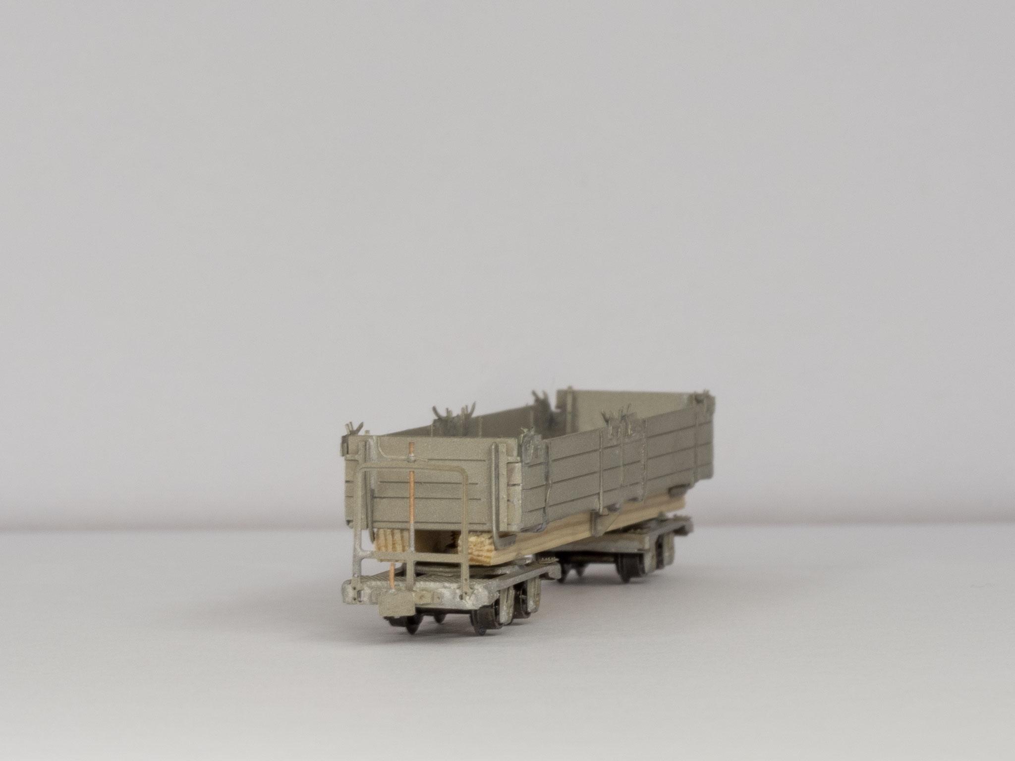 Rohbau Ziegeleiwagen Reihe 05