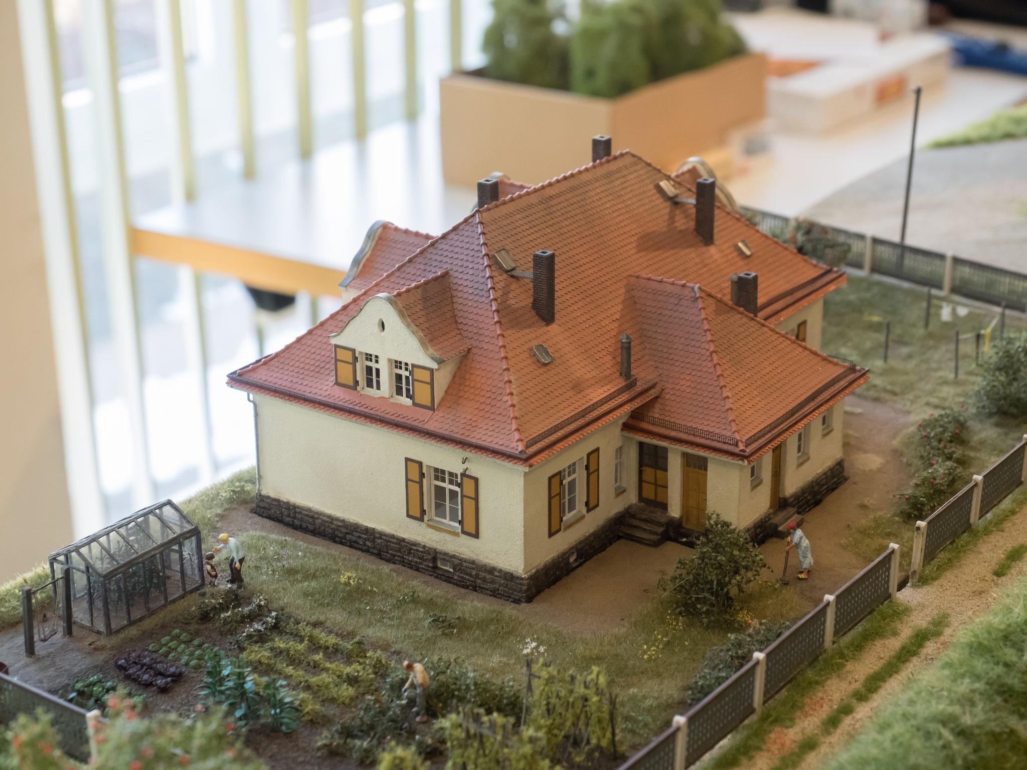 Bahnhof Grumbach H0e