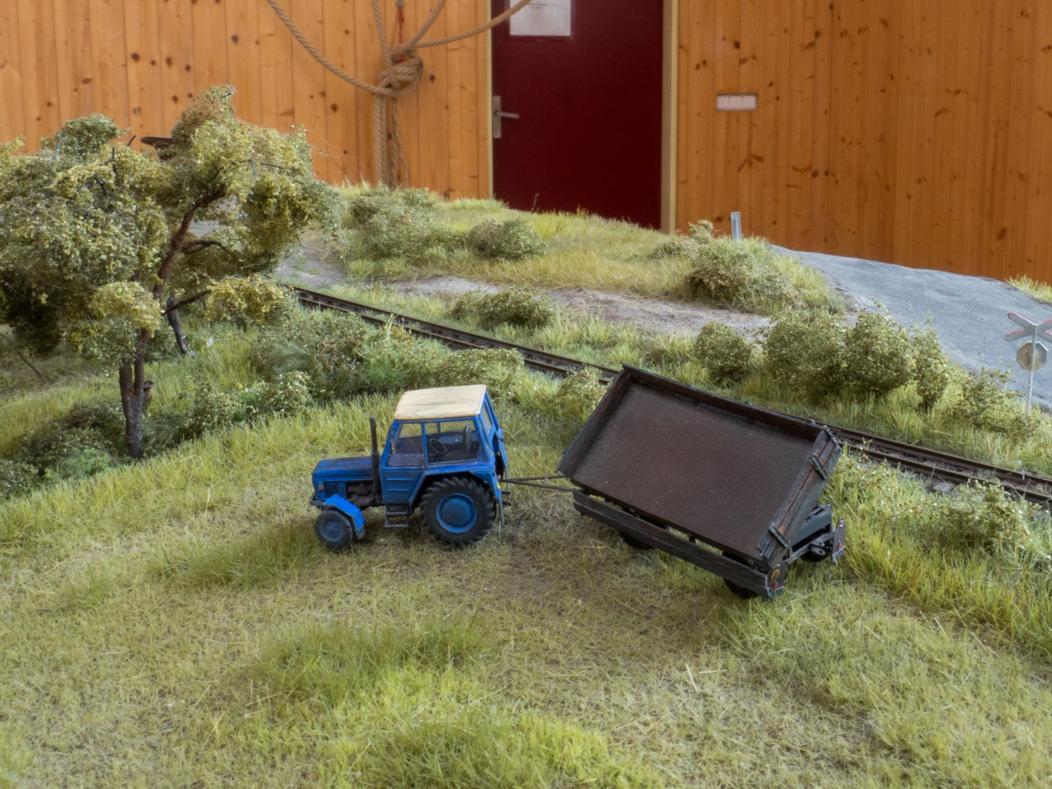 Landwirtschaftsmodelle I