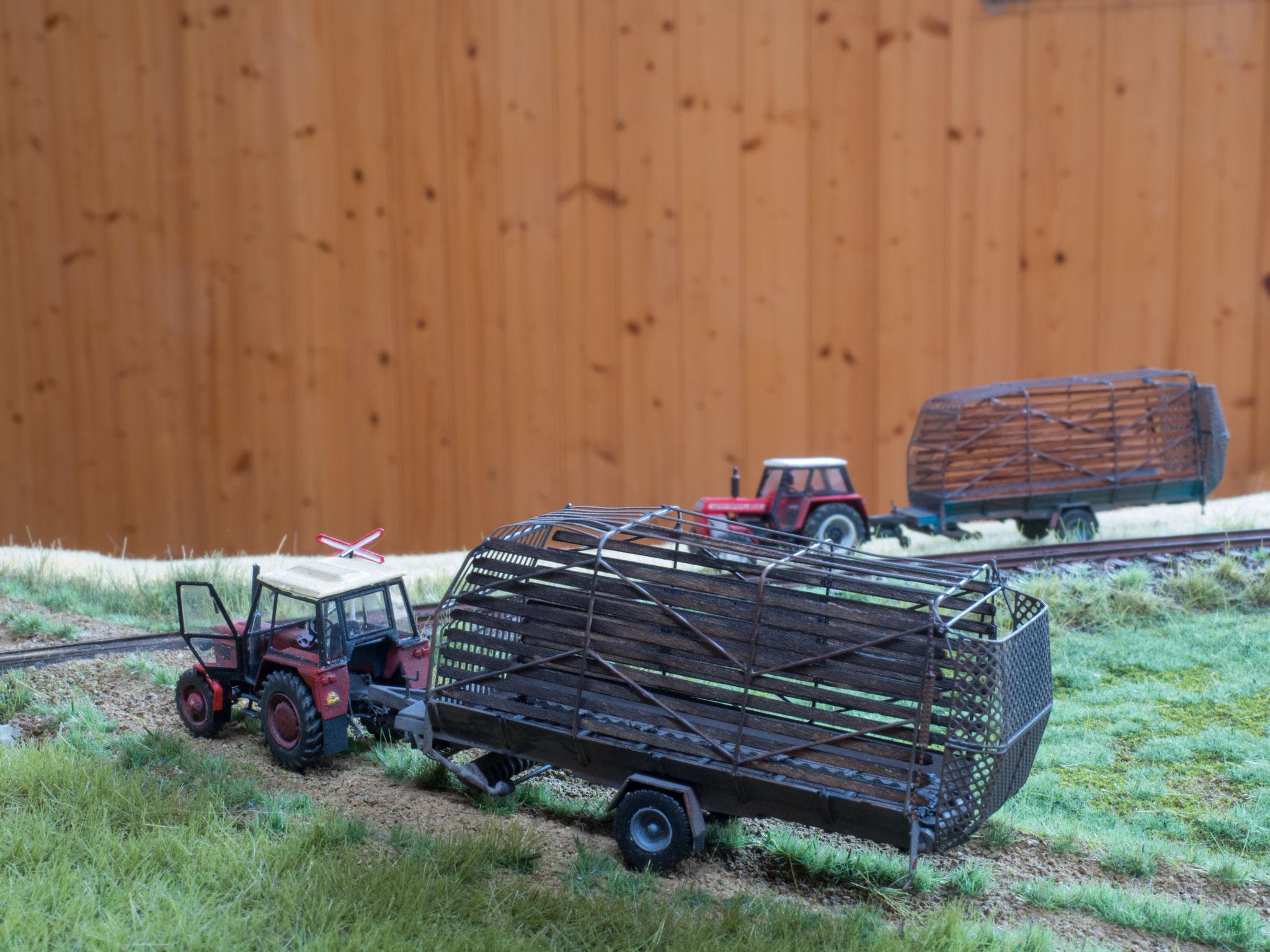 Landwirtschaftsmodelle II