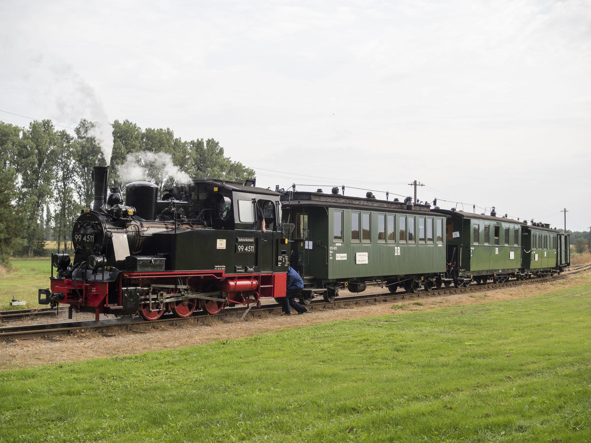 99 4511 in Lindenberg