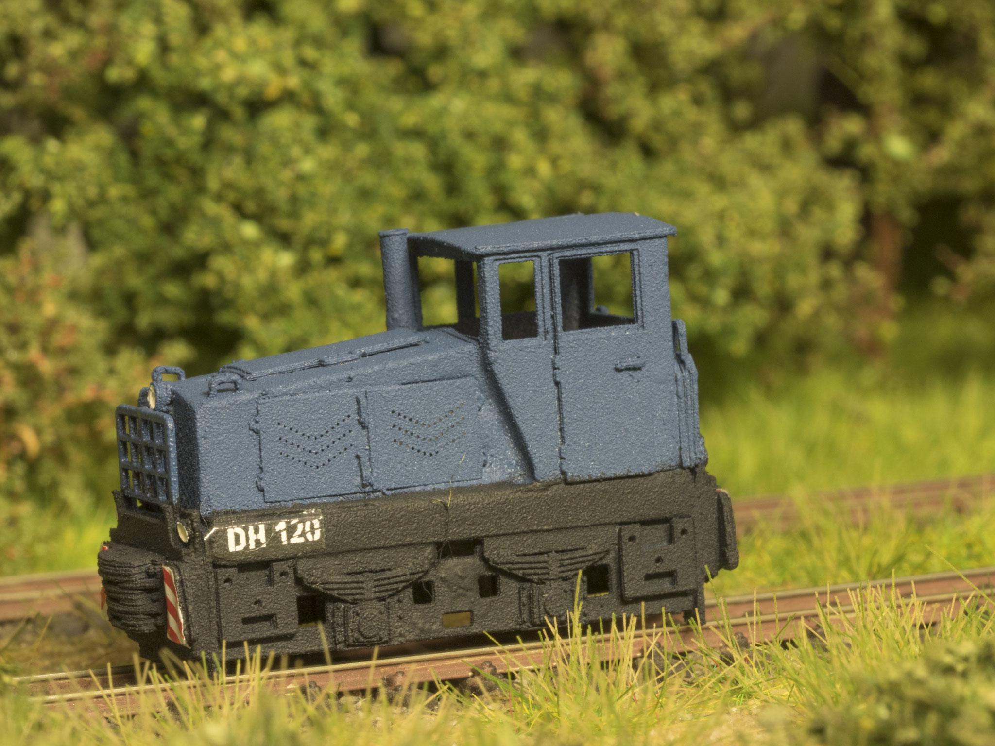 DH120 (TTf)
