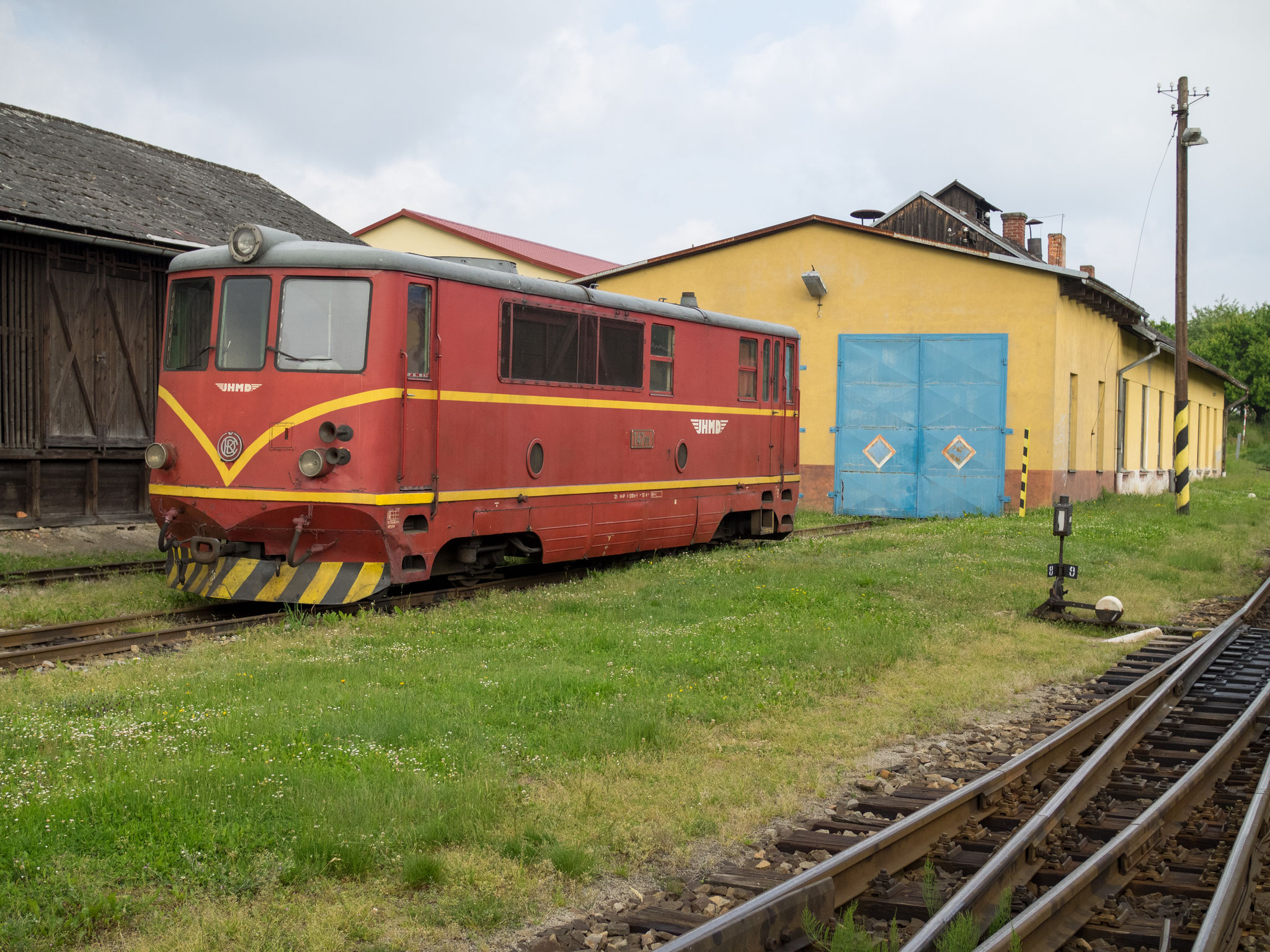 T47.011 in Kamenice nad Lipou