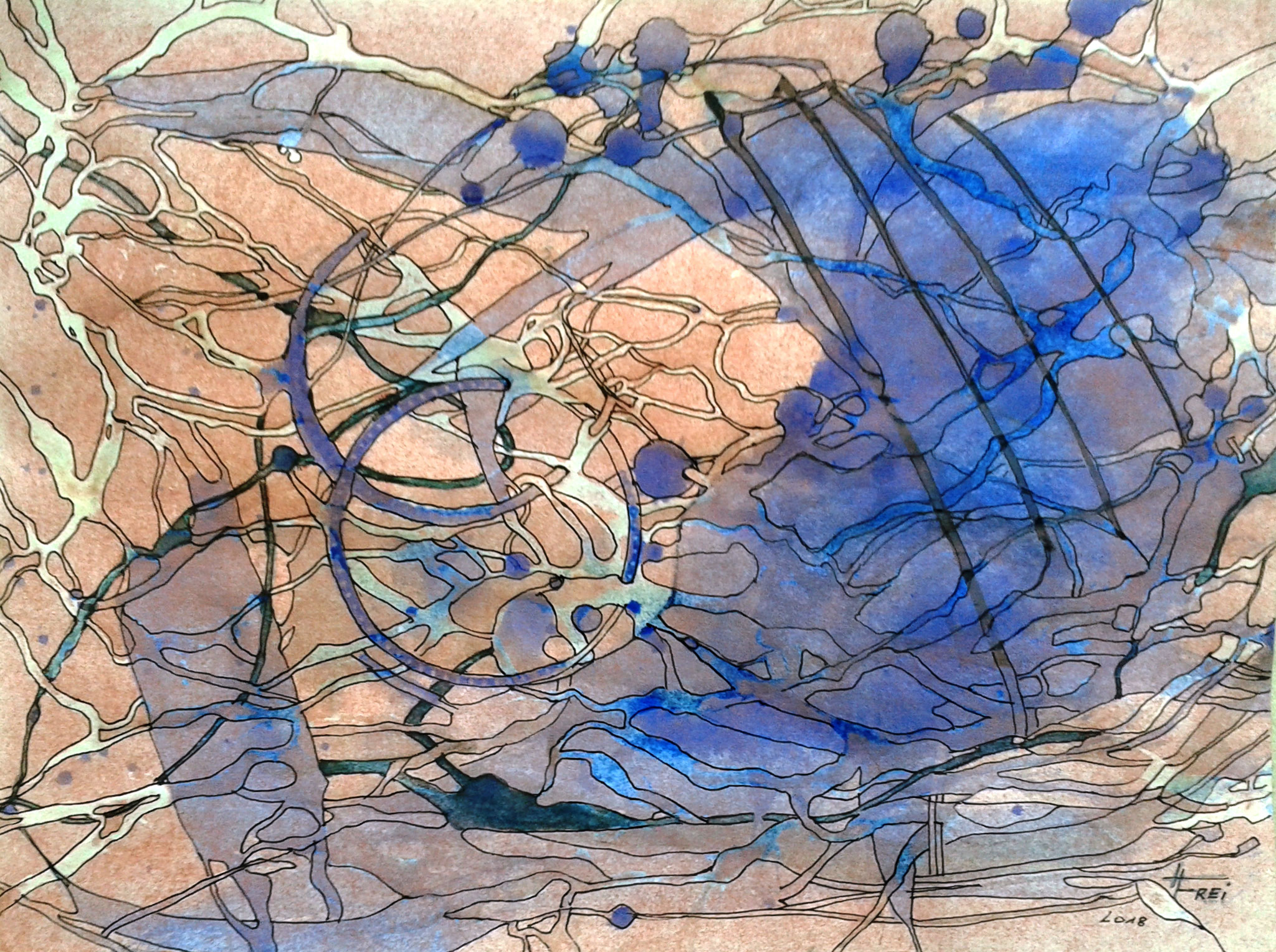 "ART HFrei - ""Schwerelos II"" - 2018"