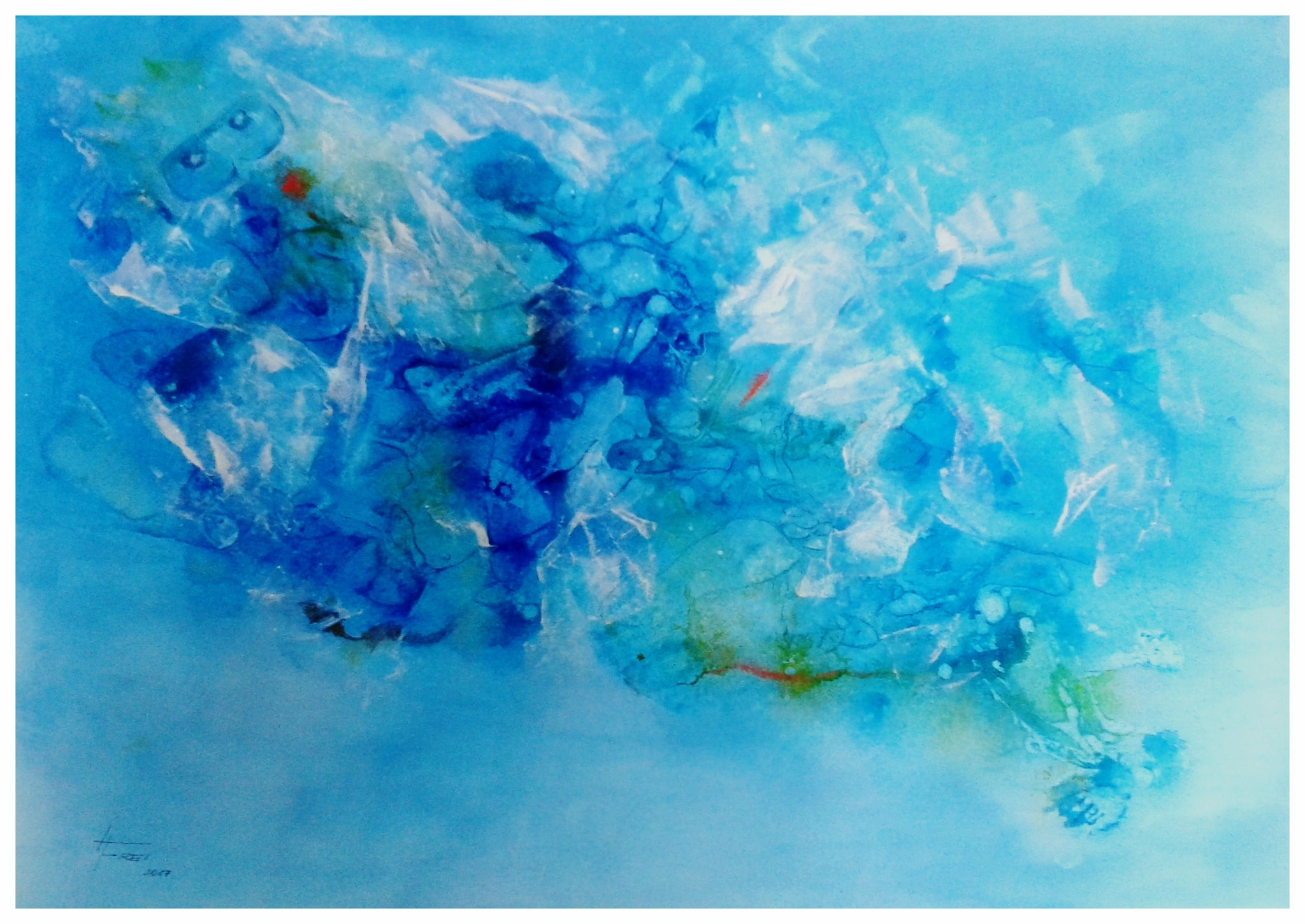 ART HFrei - Plastik im Meer