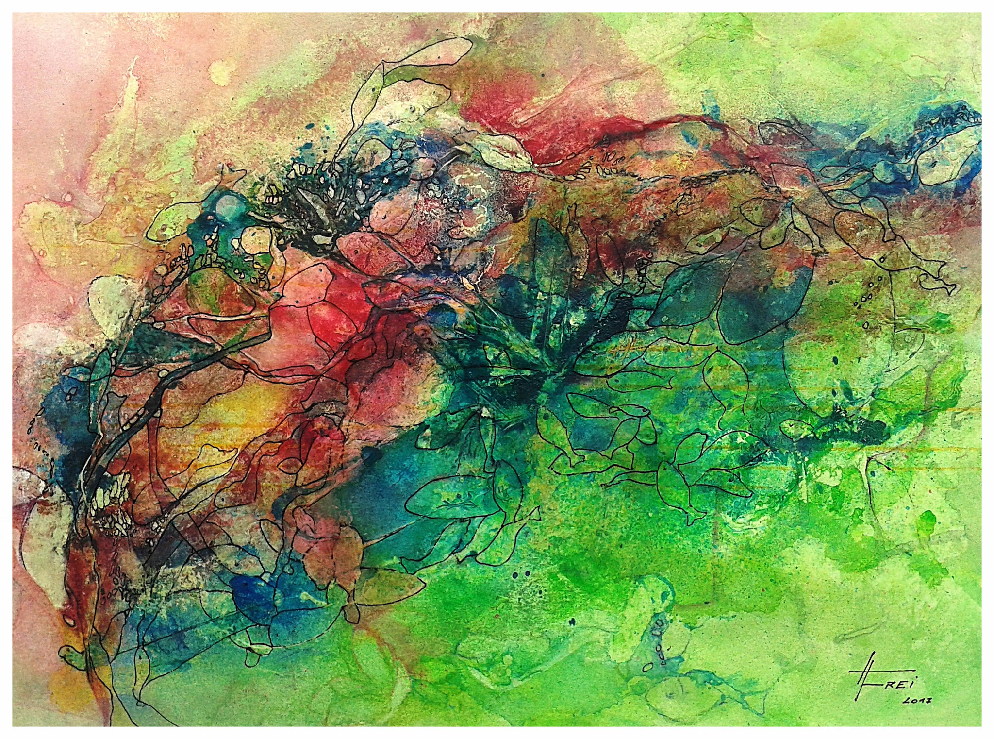ART HFrei - Müllfische