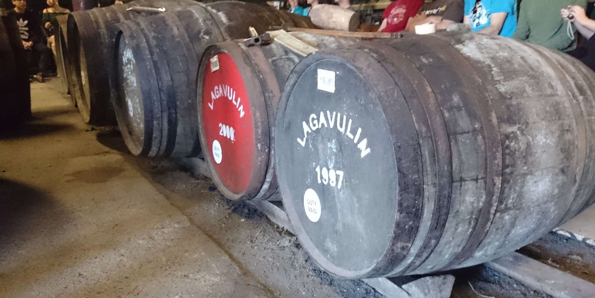 Lagavulin Distillery, Isle of Islay