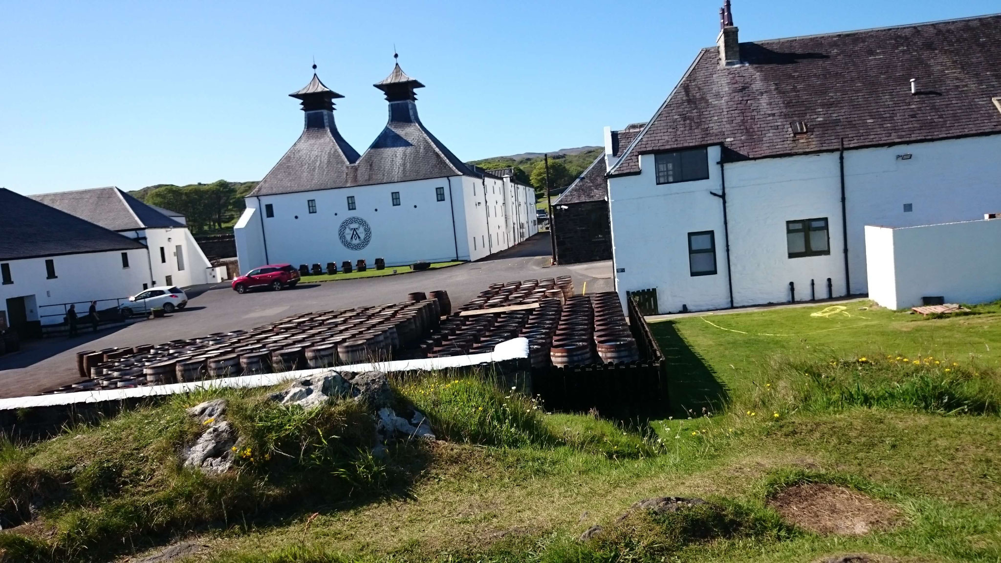 Ardbeg Distillery, Isle of Islay