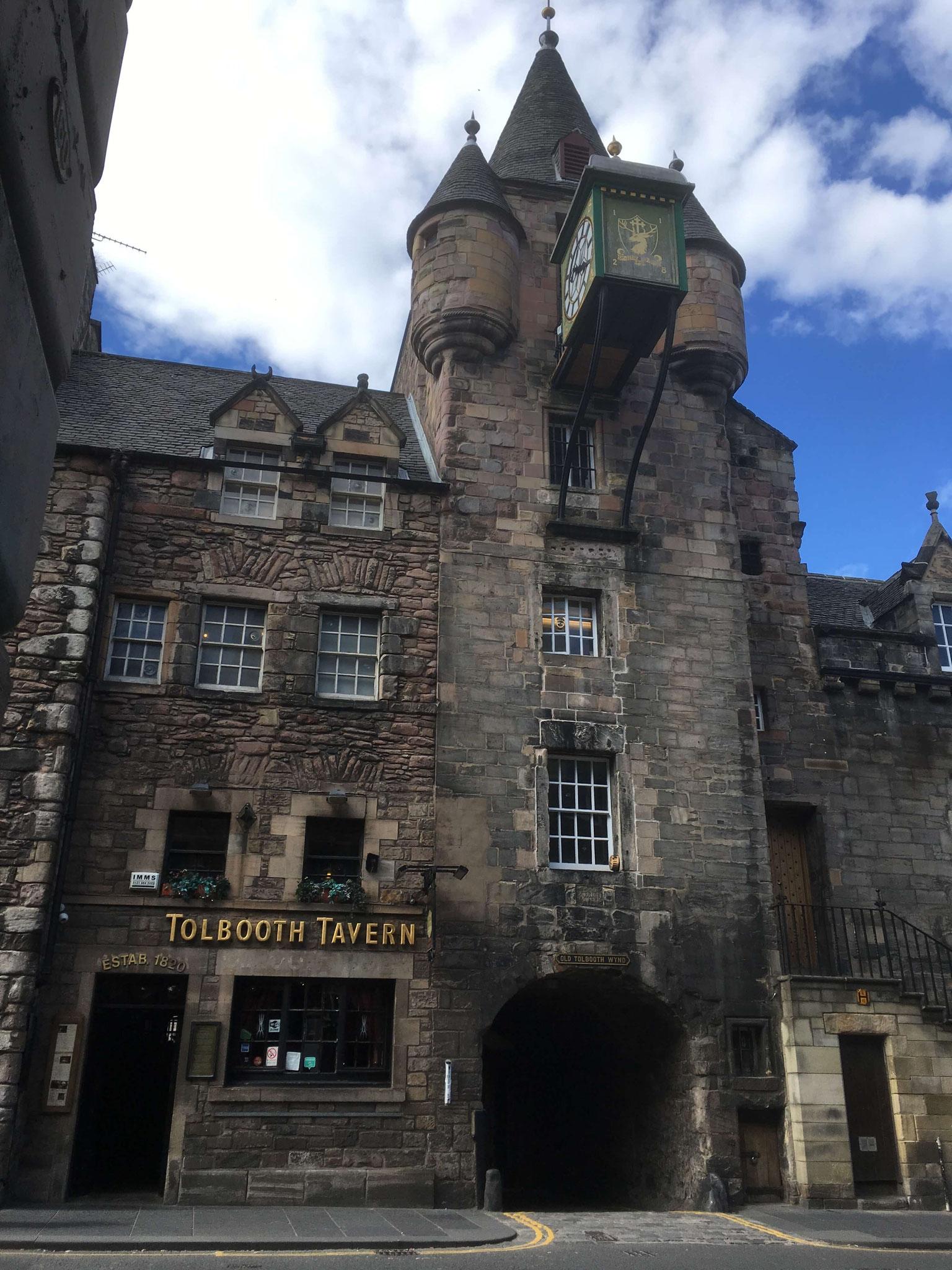 Tolbooth Tavern, Edinburgh
