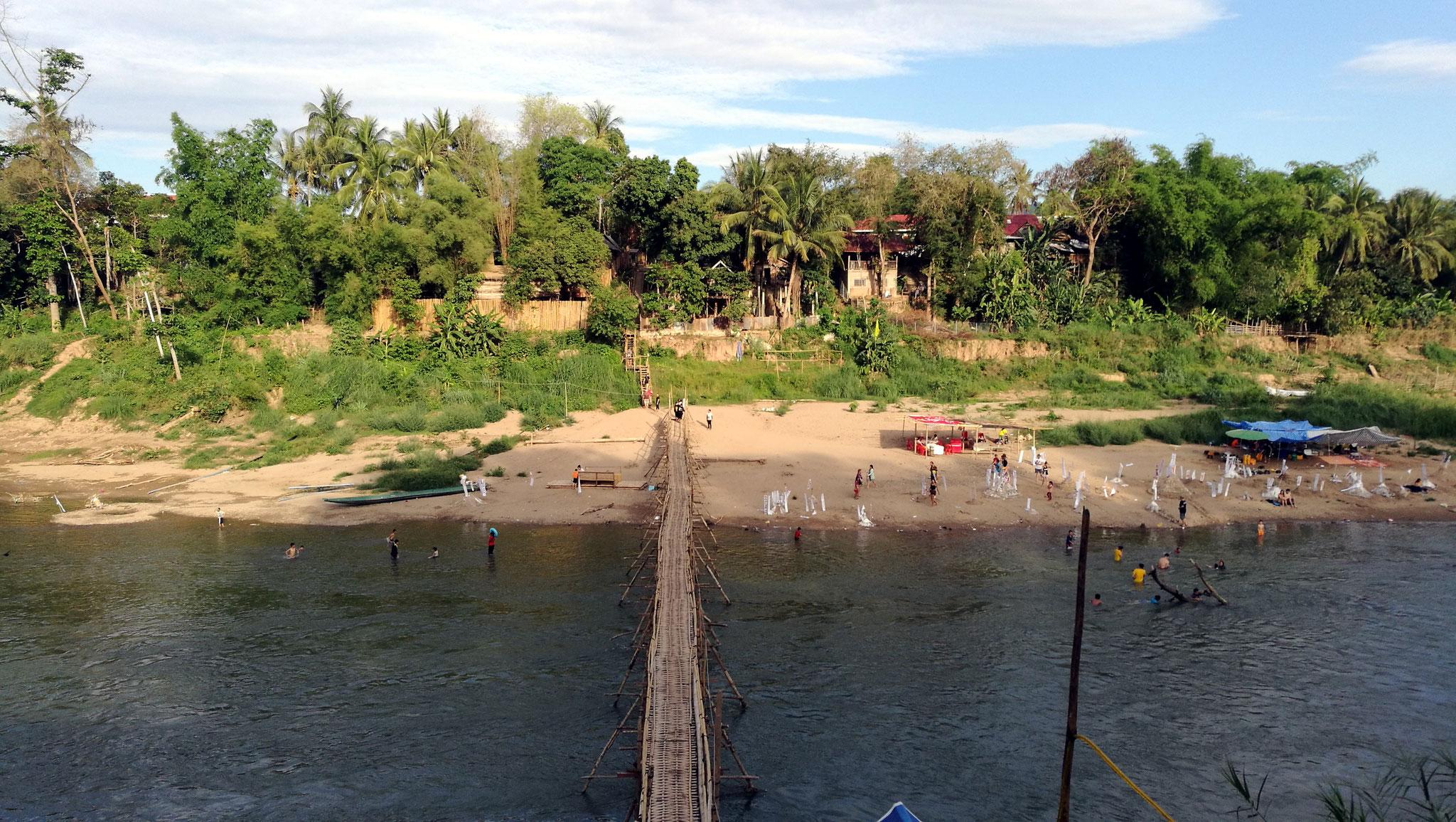 Perspektivwechsel - Tropenathmosphäre in Luang Prabang