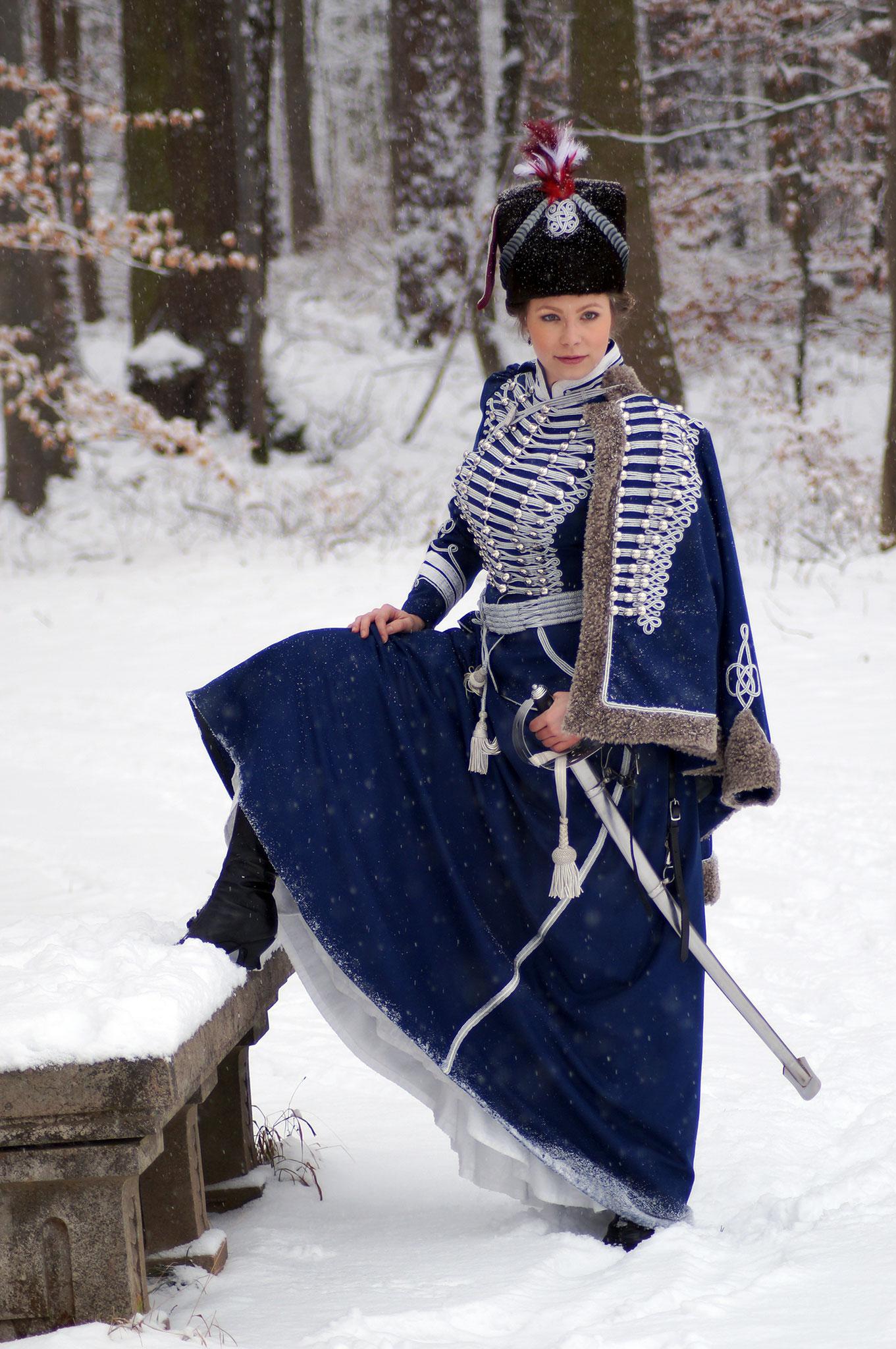 Hussar Uniform - Sarah Silbermann