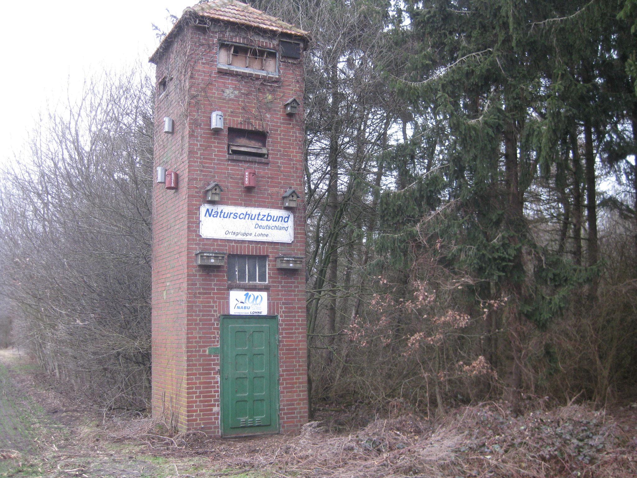 Turm in Bokern