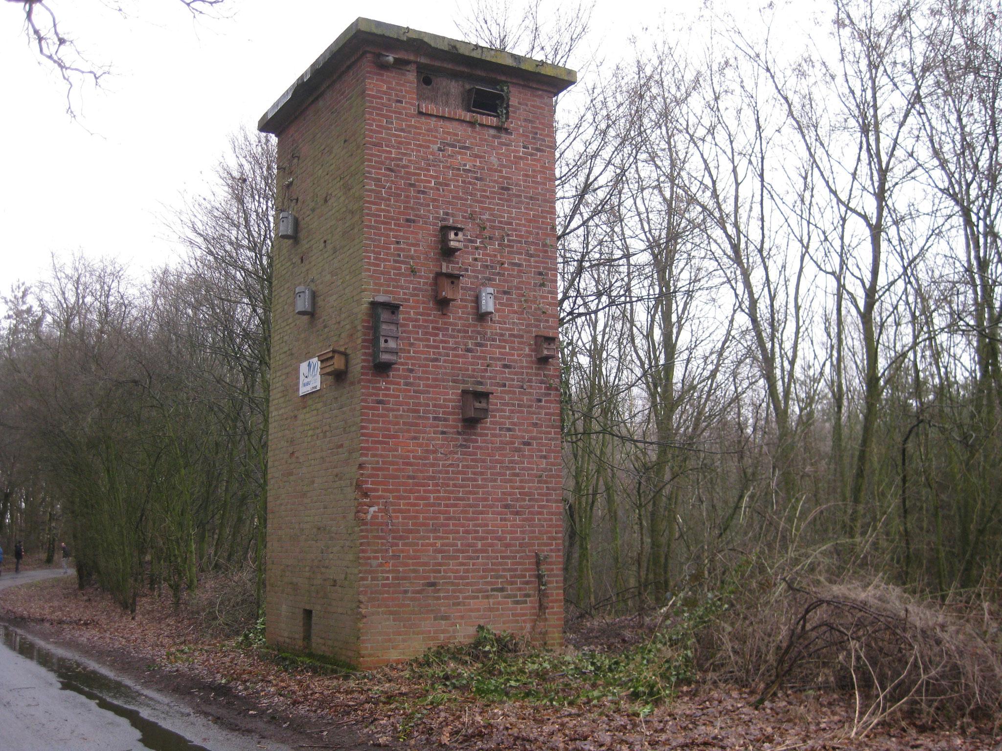 Turm an der Ziegelstraße