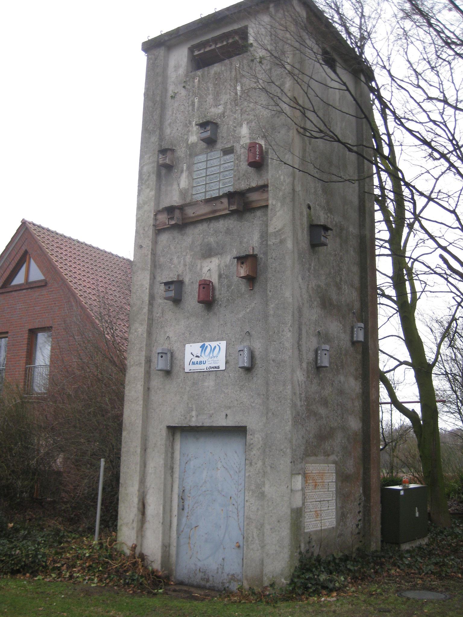Turm in Südlohne