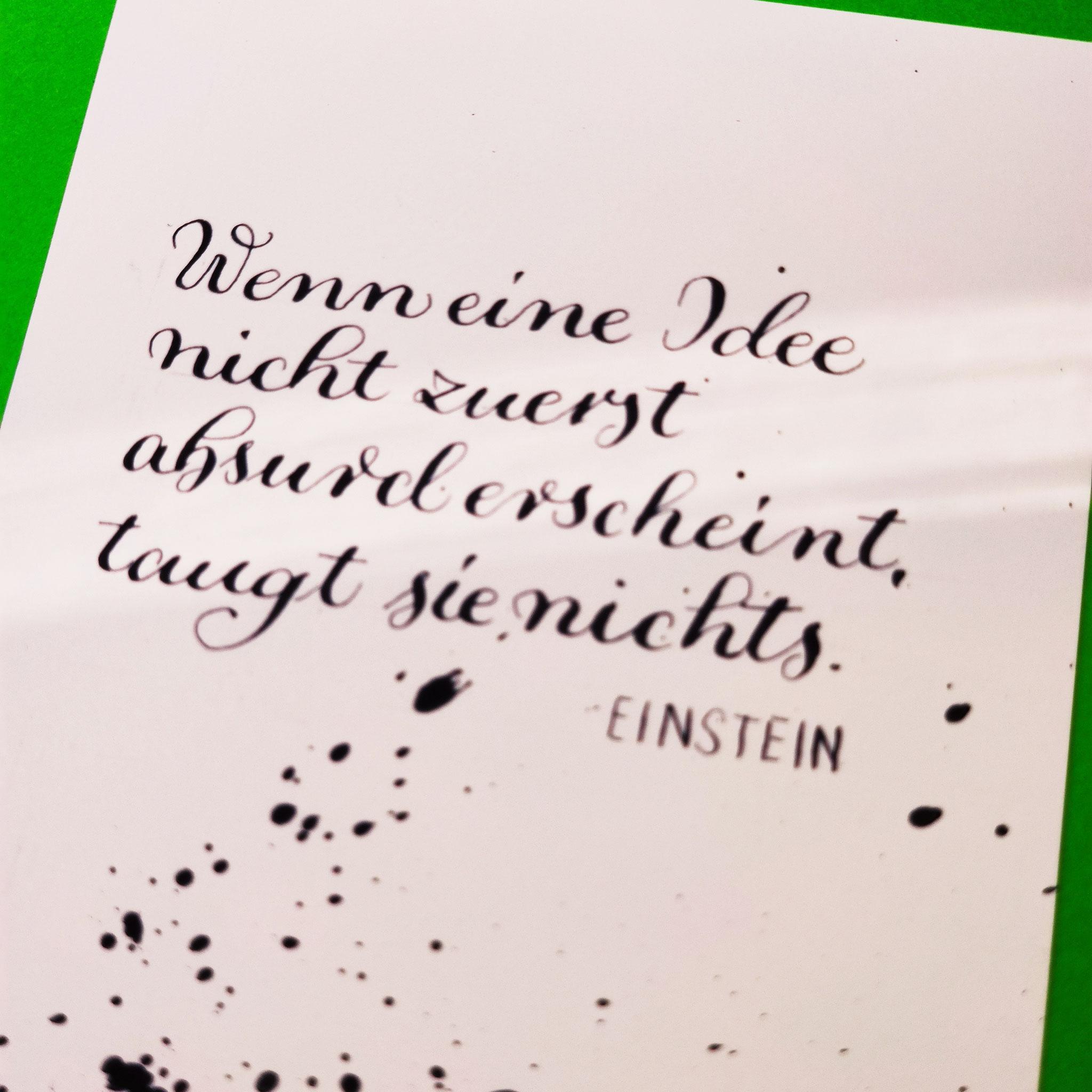 Kalligrafie Online Lernen