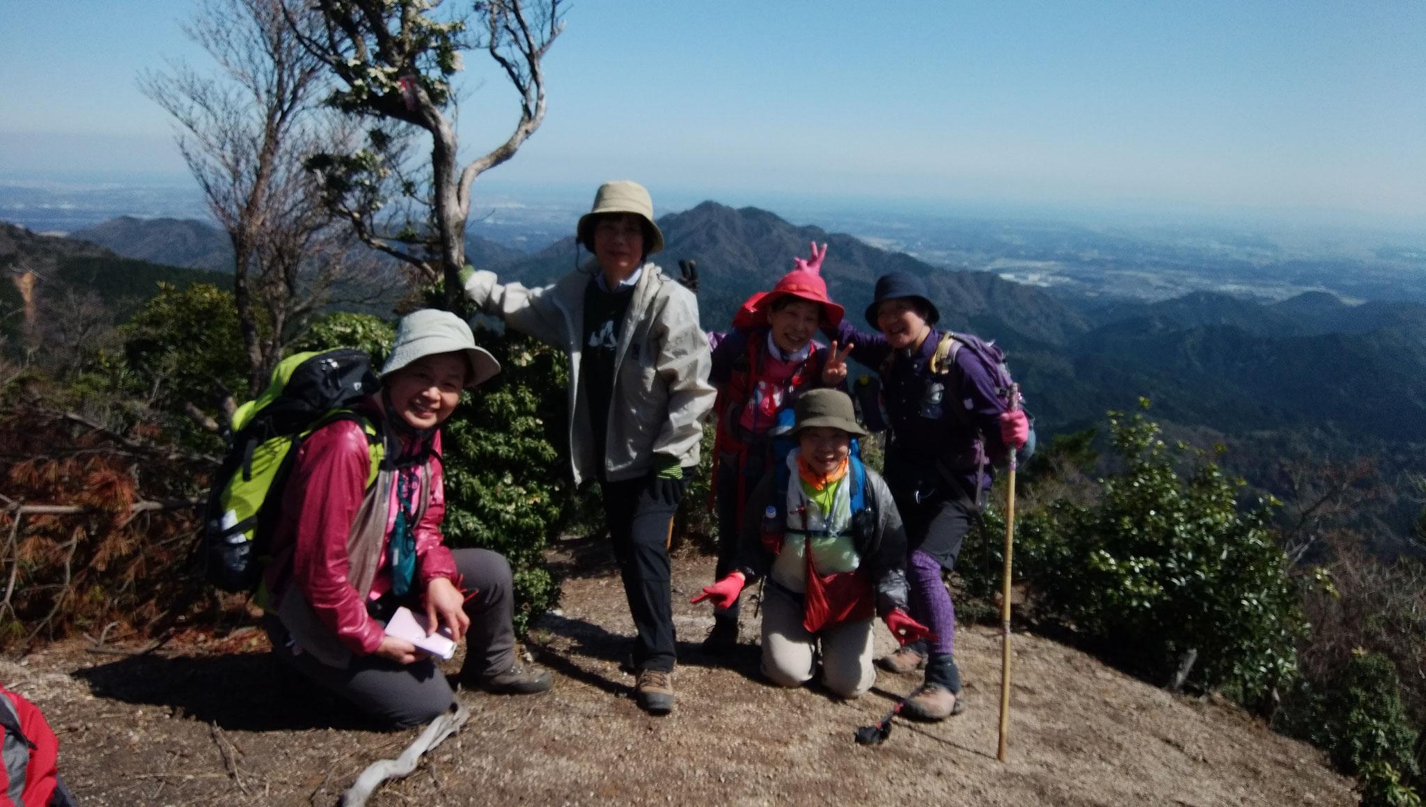 第2回:四方草山南峰