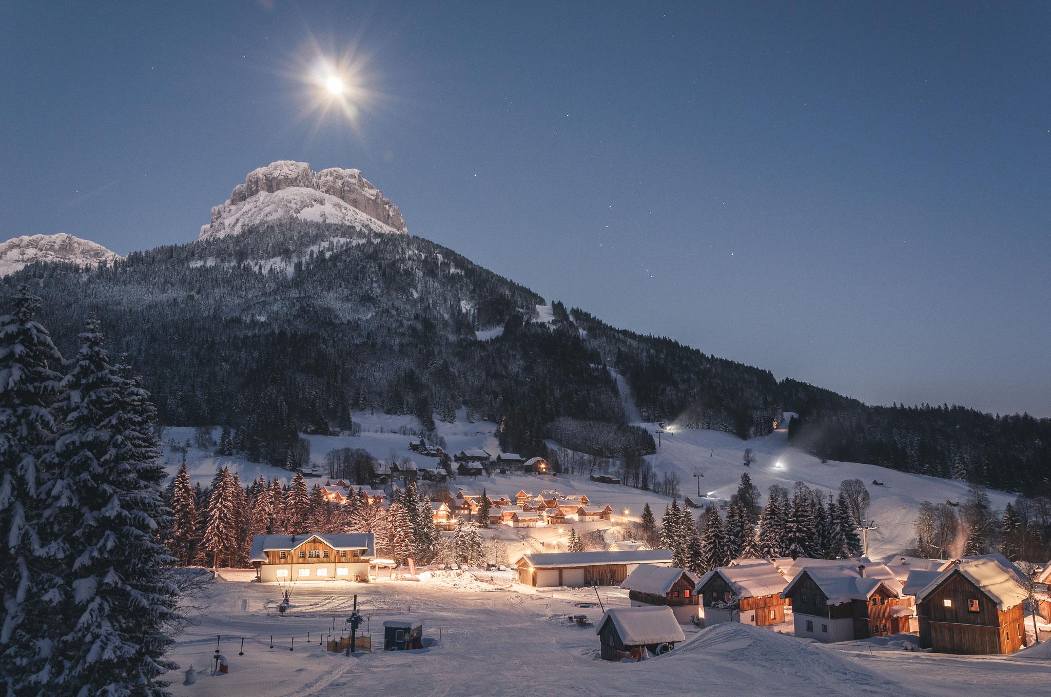 Unser Partner in Altaussee - Ferienhaus Hagan Lodge