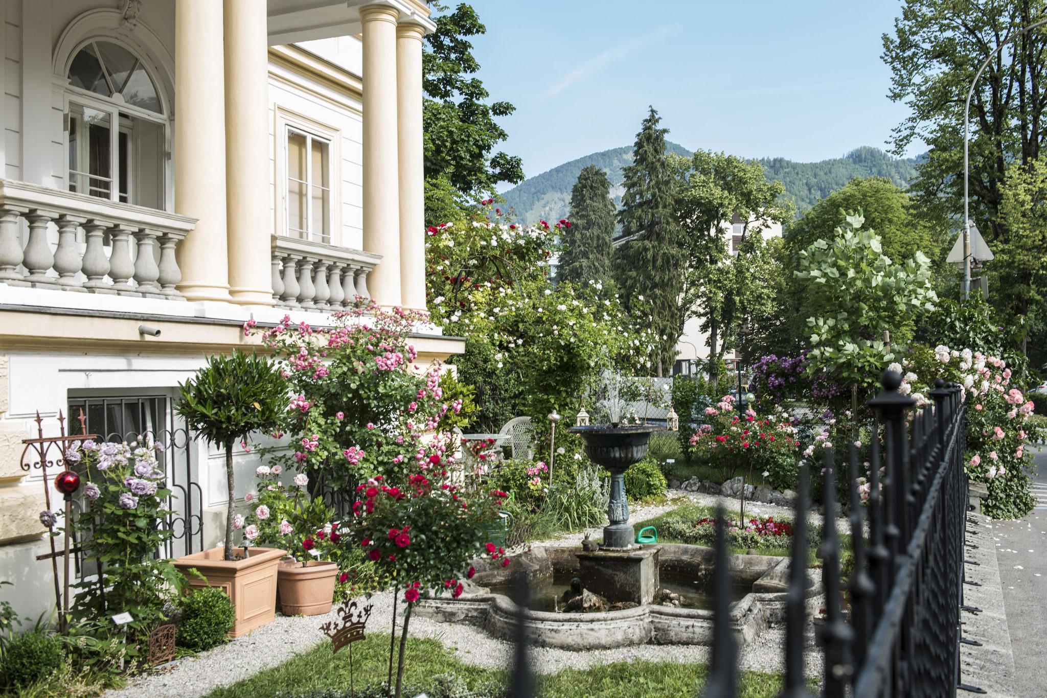 Villa Schodterer Rosengarten