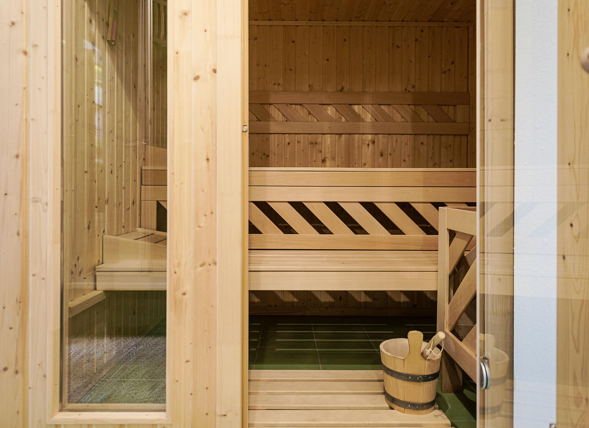 Sauna Ferienhaus Ausseerland