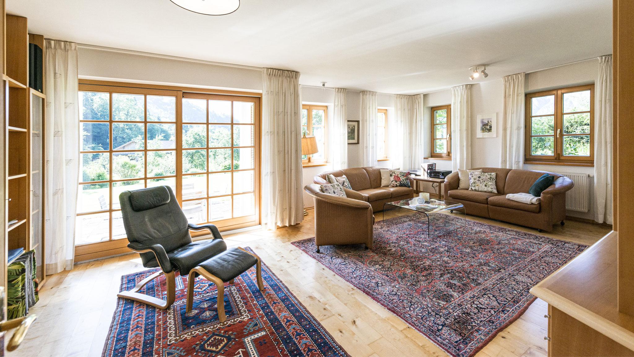 Wohnzimmer Villa Anna