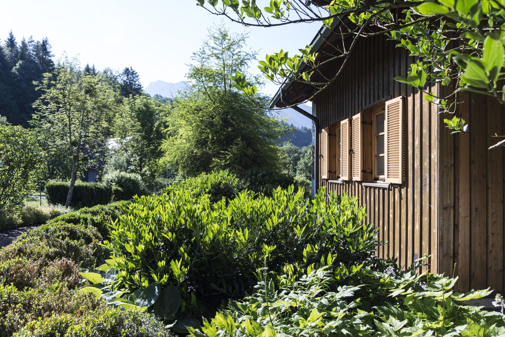 Garten Villa Anna