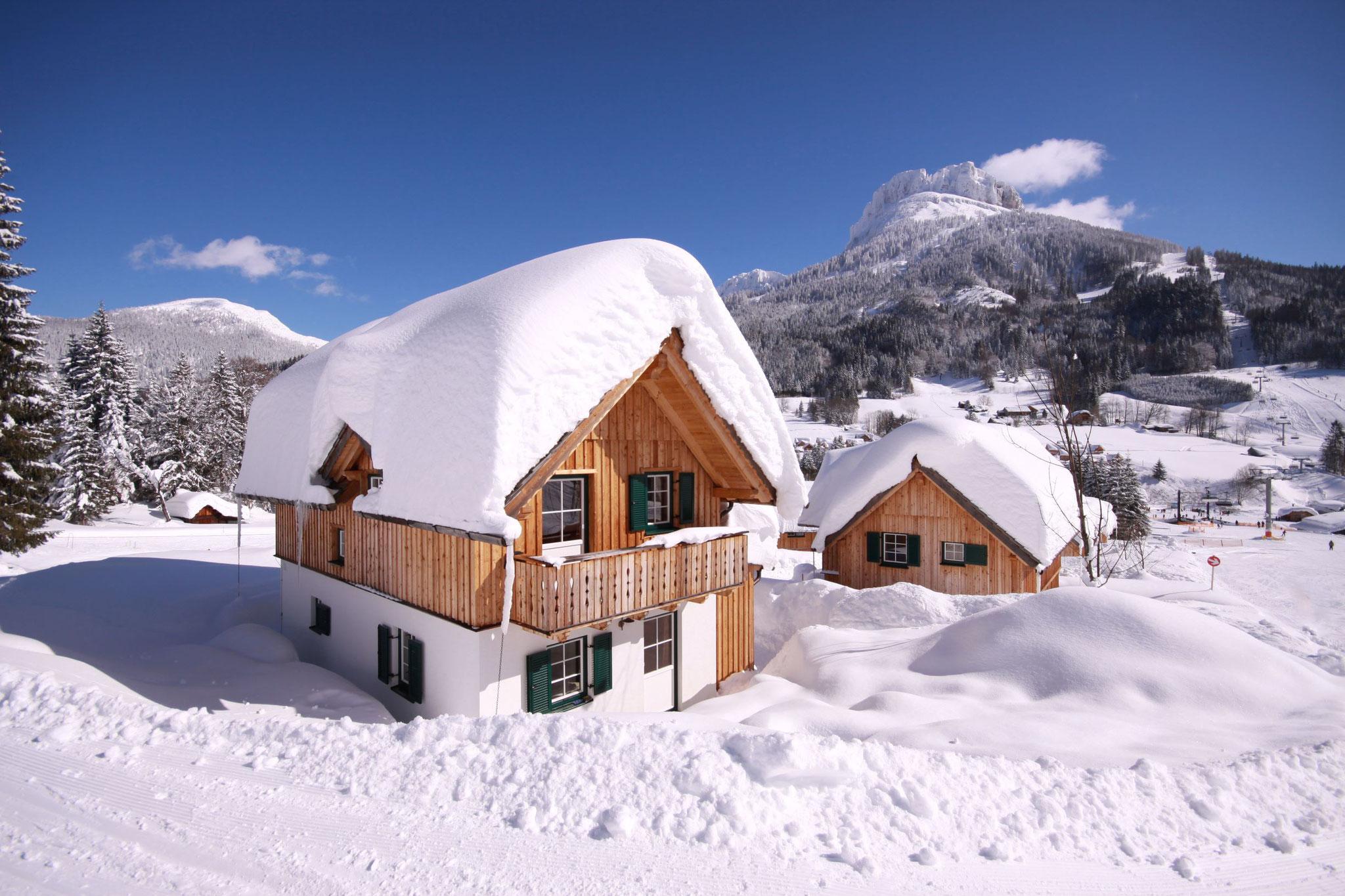 Winter am Loser, Altaussee