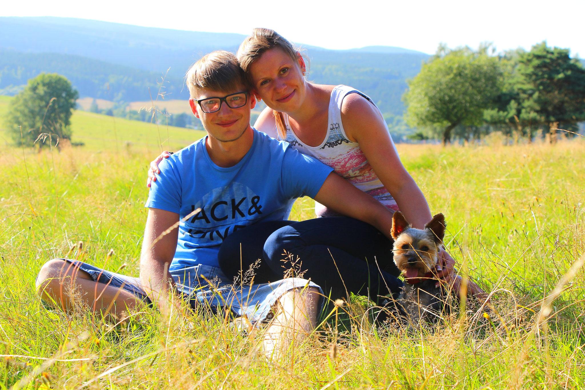 Urlaub mit Hund in traumhafter Lage