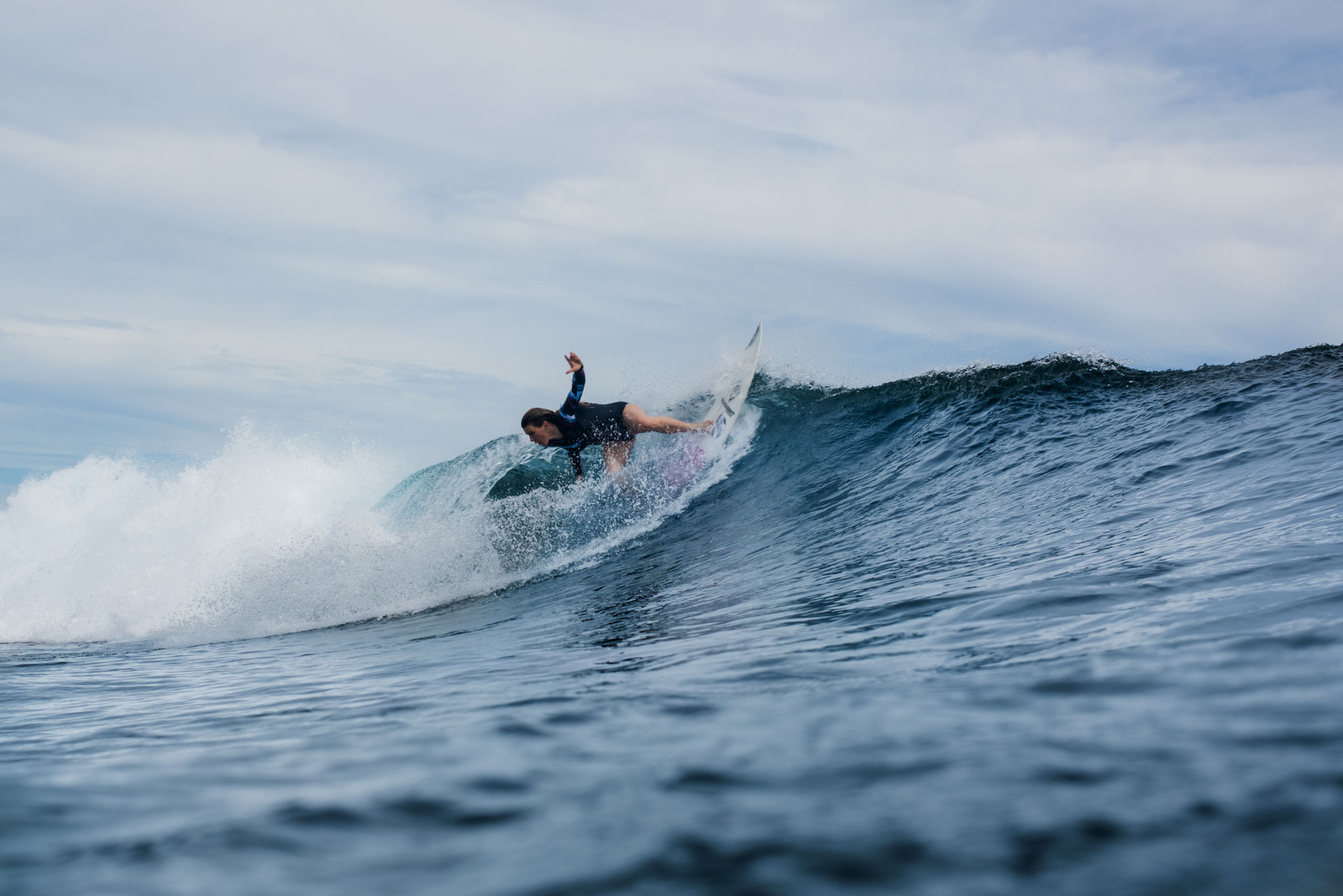 Surf coaching with surf video analysis