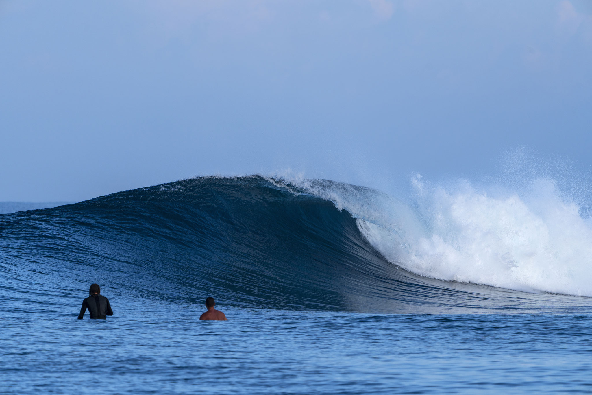 Amazing surf spots for just you and your friends photo: Roger Sharp, Carve Magazine