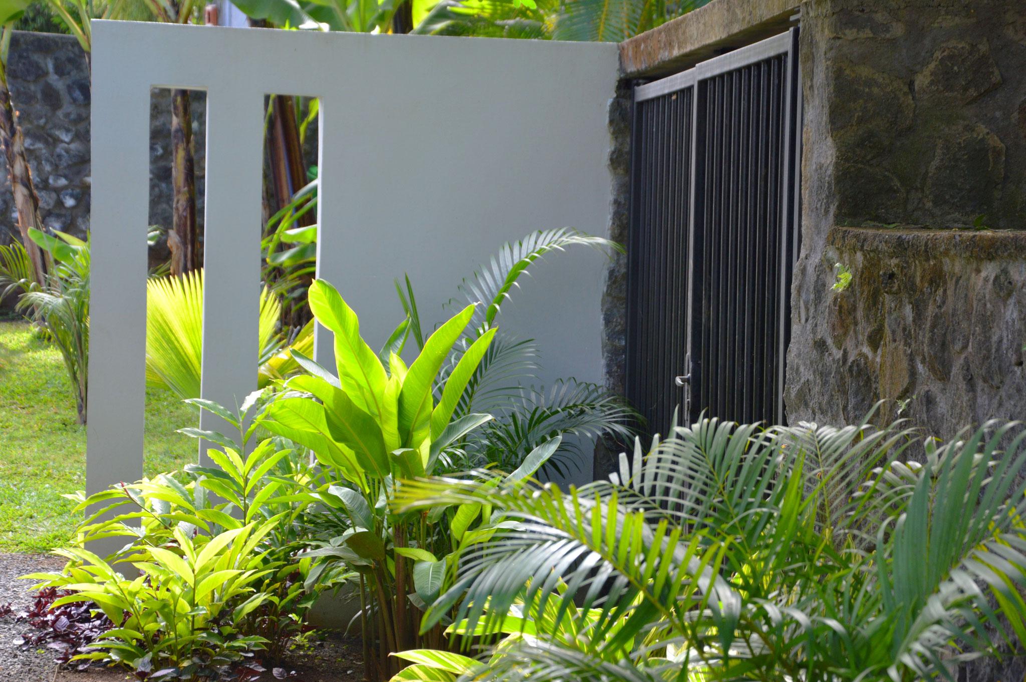 Jardin tropical © Rc-Paysage