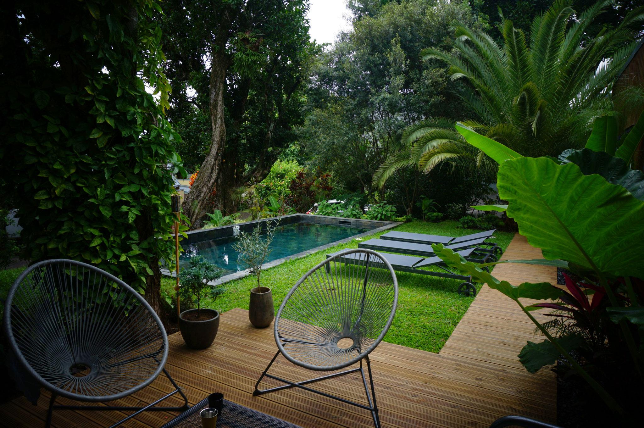 Salon de jardin © Rc-Paysage