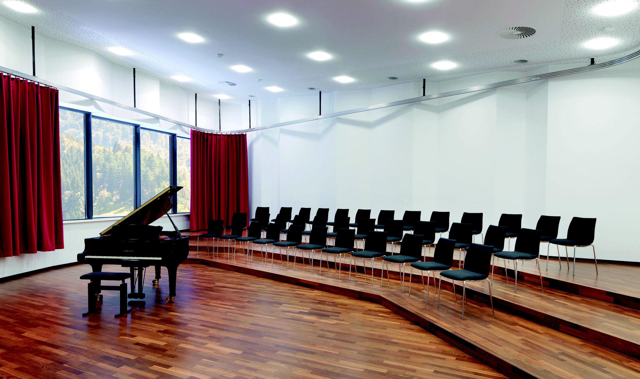 Parkett für das Musikbildungszentrum Südwestfalen