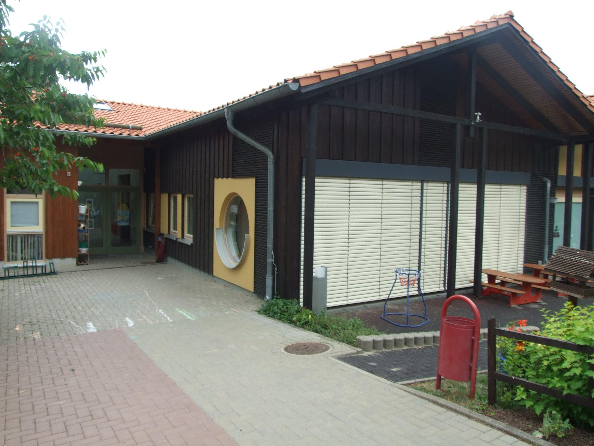 """Kinderhaus """"Am Schäferteich"""" in Benzingerode"""