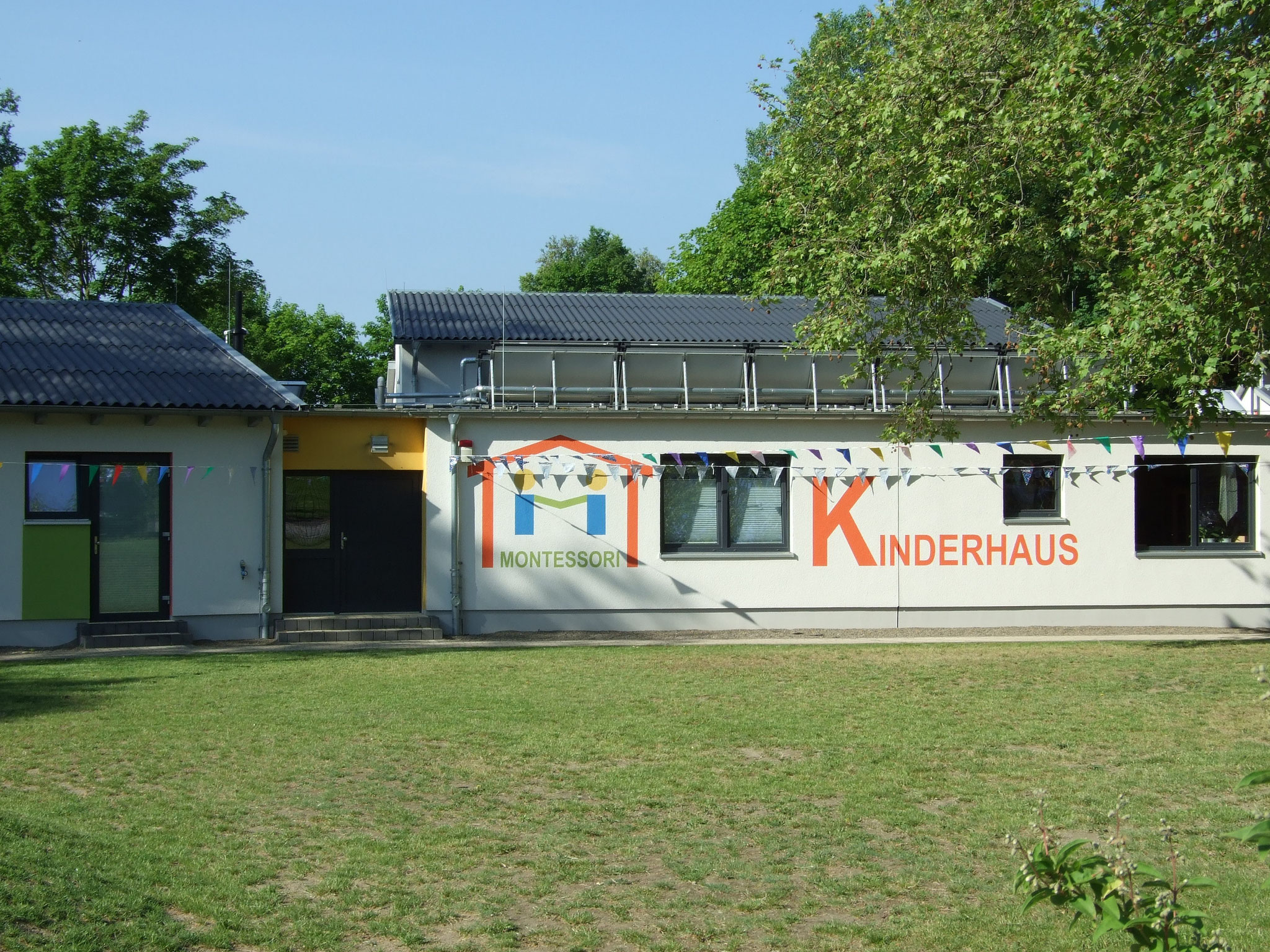 Integratives Montessori Kinderhaus in Quedlinburg