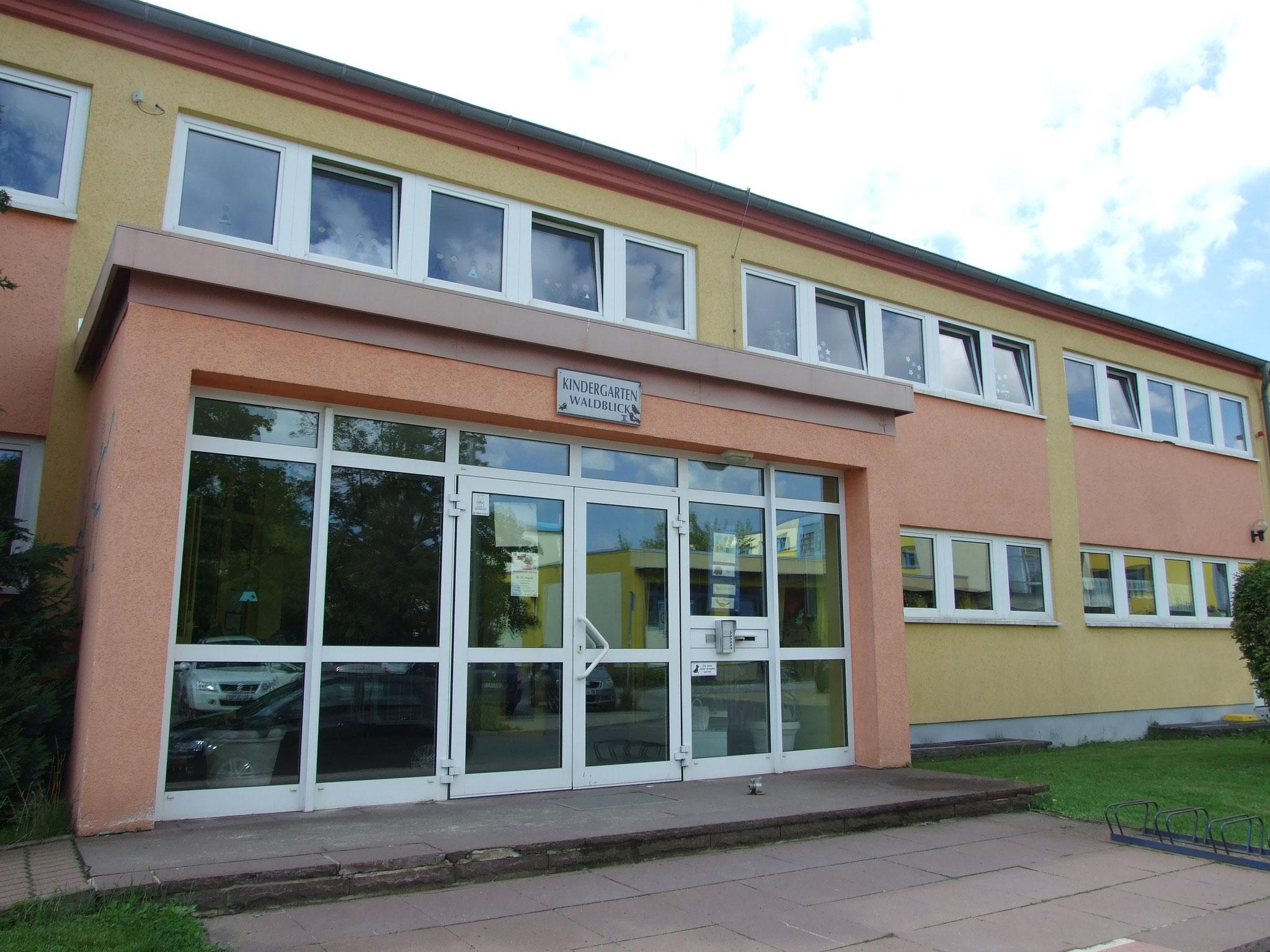 """Kindertagesstätte """"Waldblick I"""" in Halberstadt"""