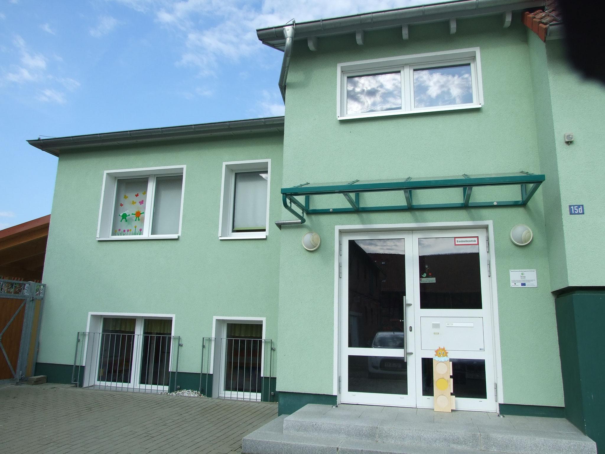 """Kindertagesstätte """"Rohrspatzen"""" in Rohrsheim"""