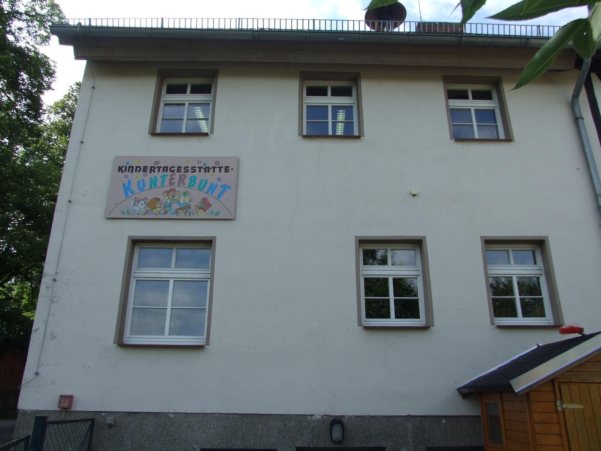 """Kindertagesstätte """"Kunterbunt"""" in Klein Quenstedt"""