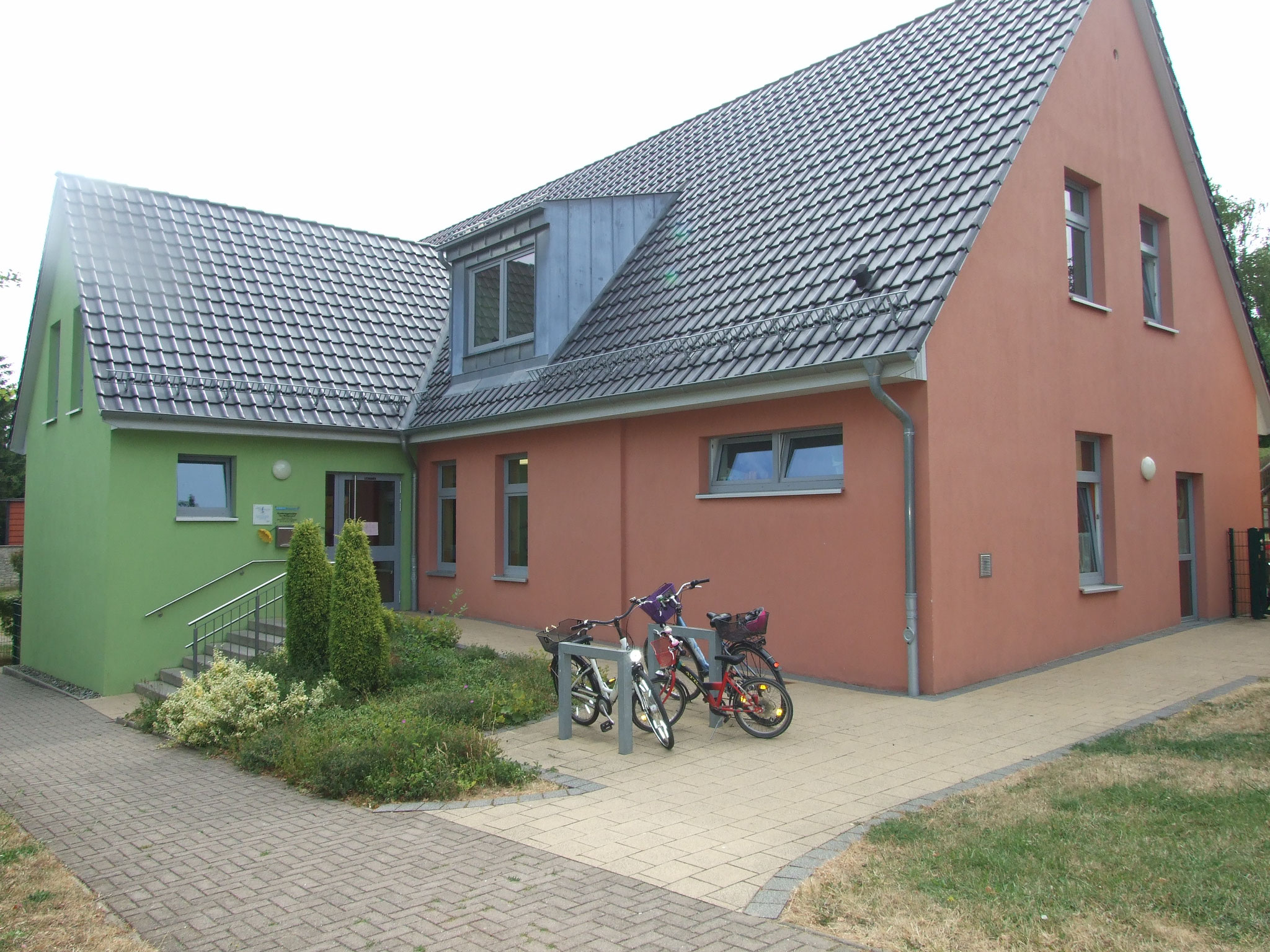 "Kindertagesstätte ""Am Waldesrand"" in Dingelstedt"