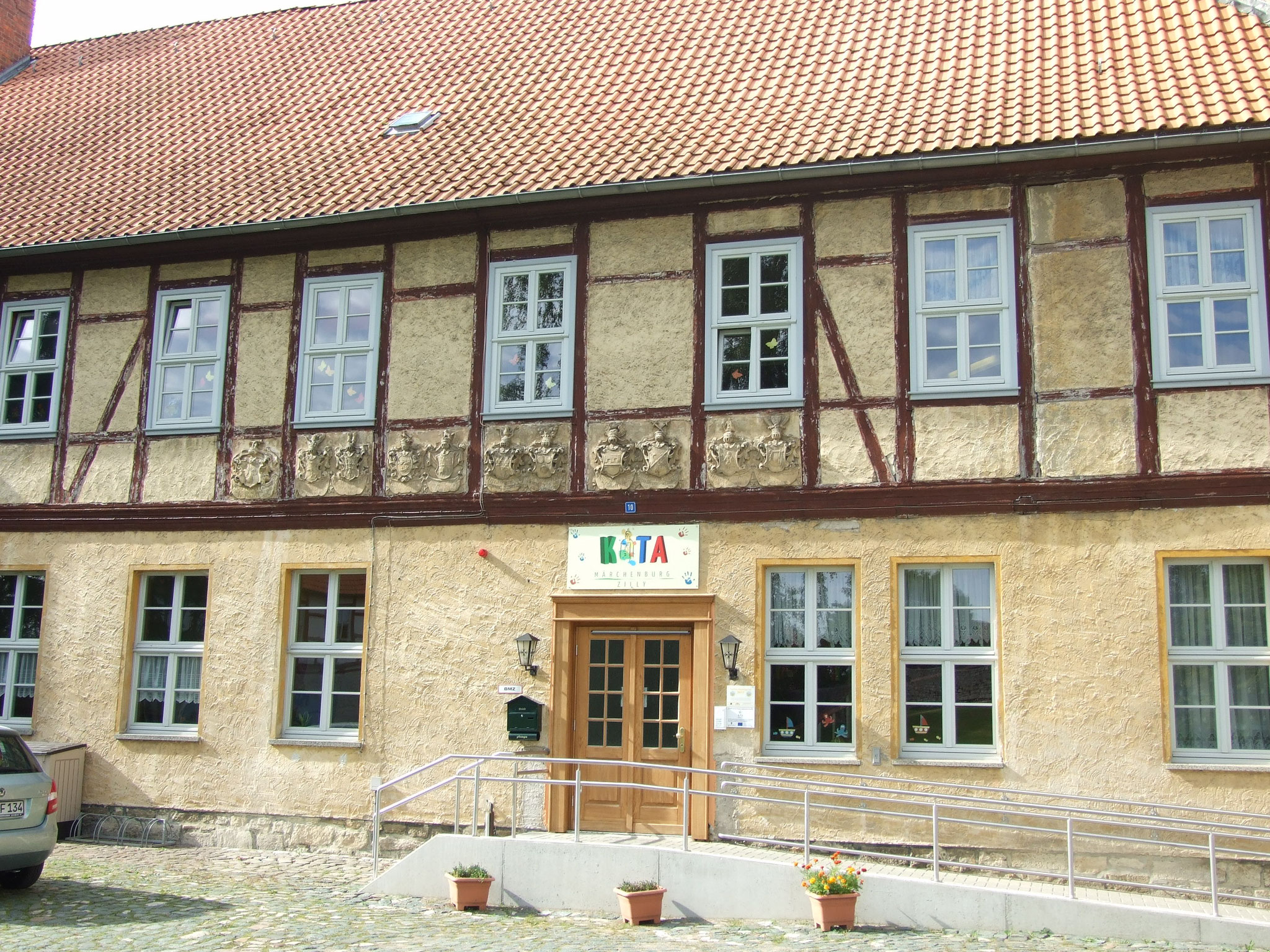 "Kindertagesstätte ""Märchenburg"" in Zilly"