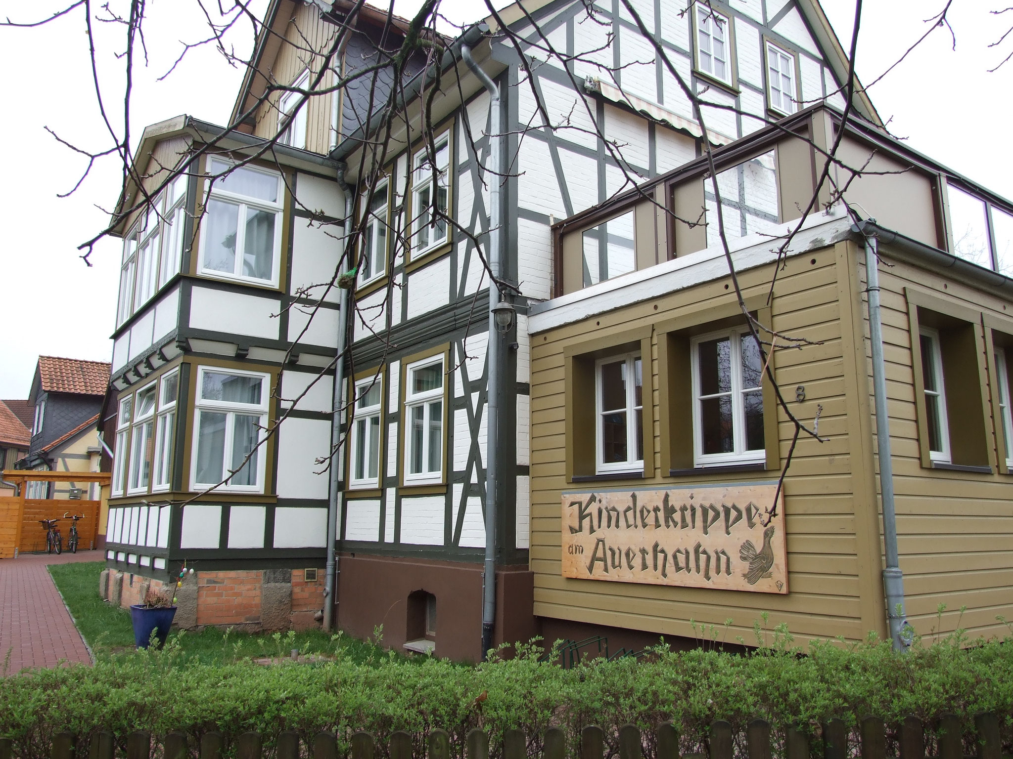 "Kinderkrippe ""Am Auerhahn"" in Wernigerode"