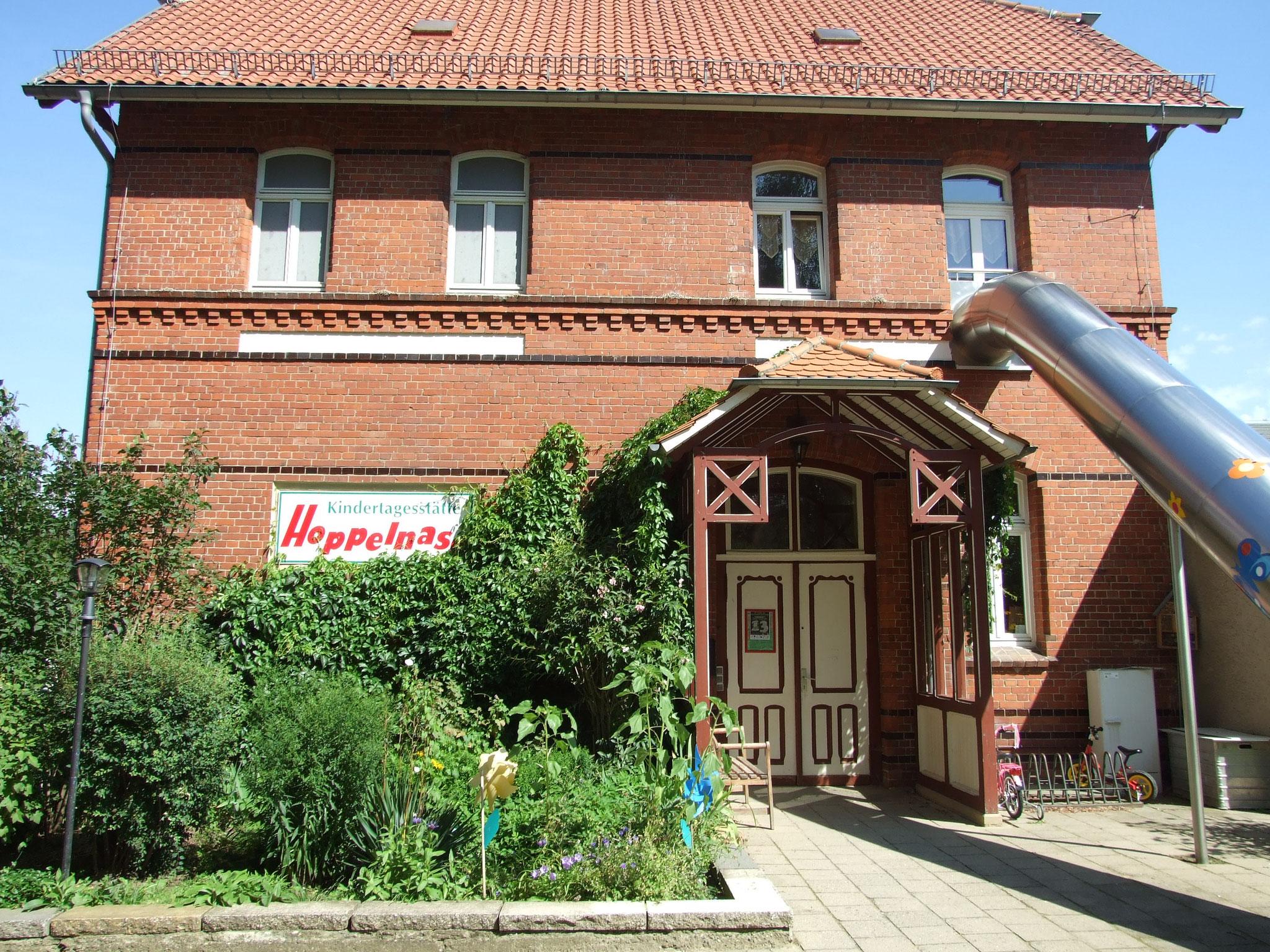 """Kindertagesstätte """"Hoppelnase"""" in Langenstein"""