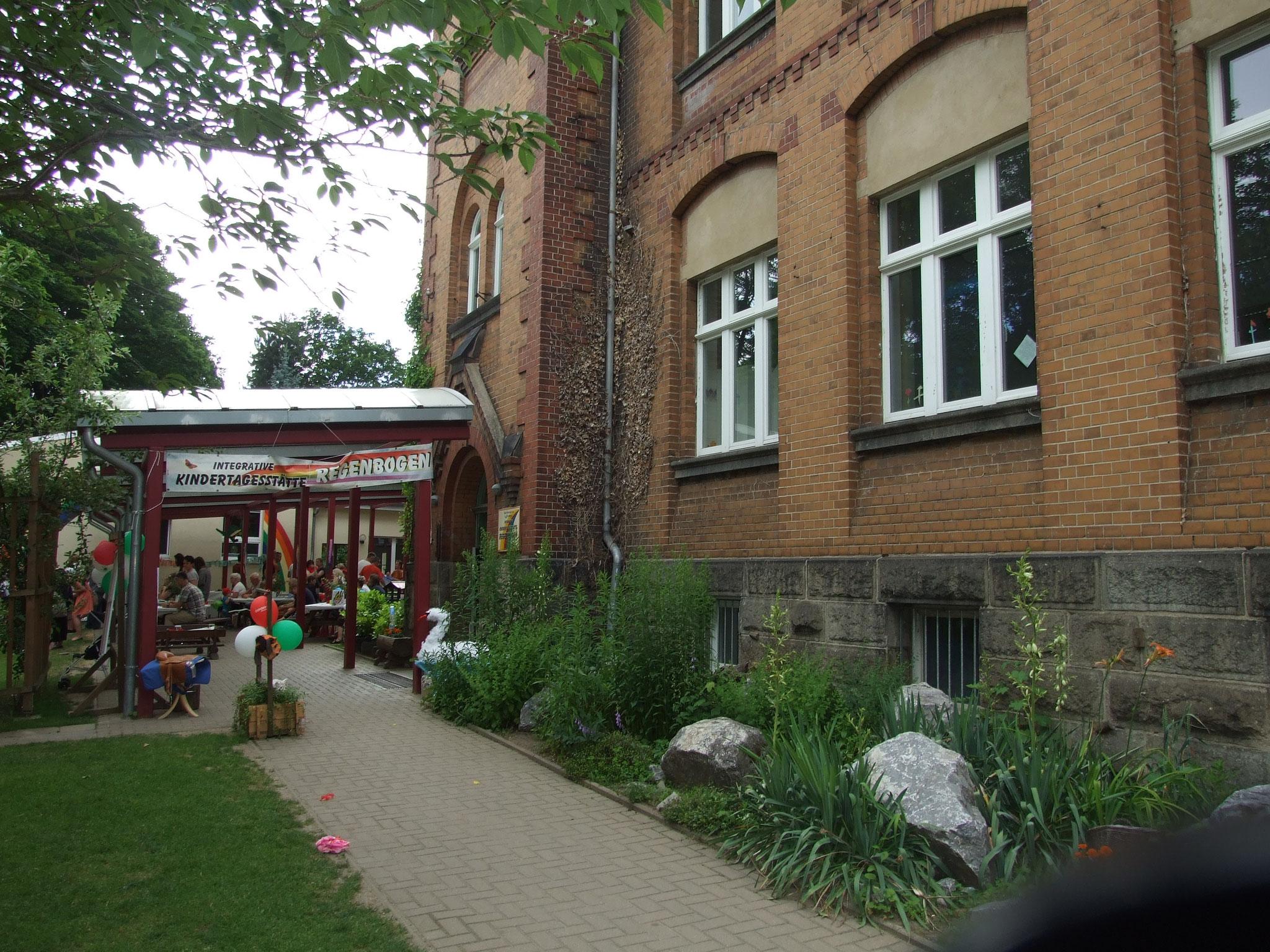 "Integrative Kindertagesstätte ""Regenbogen"" in Wernigerode"