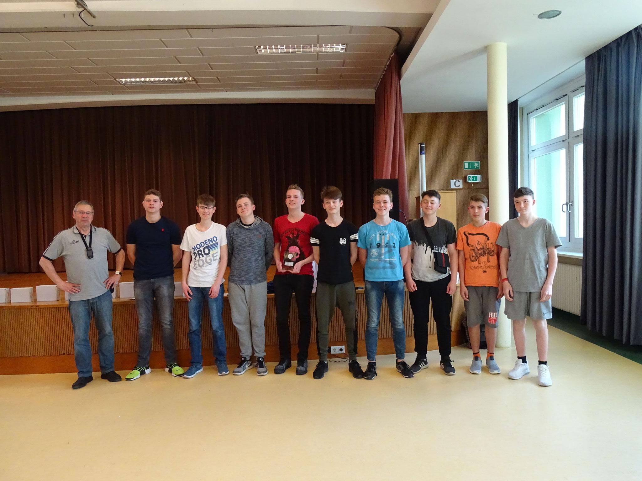 Team Freiherr-von-Schütz-Schule Bad Camberg