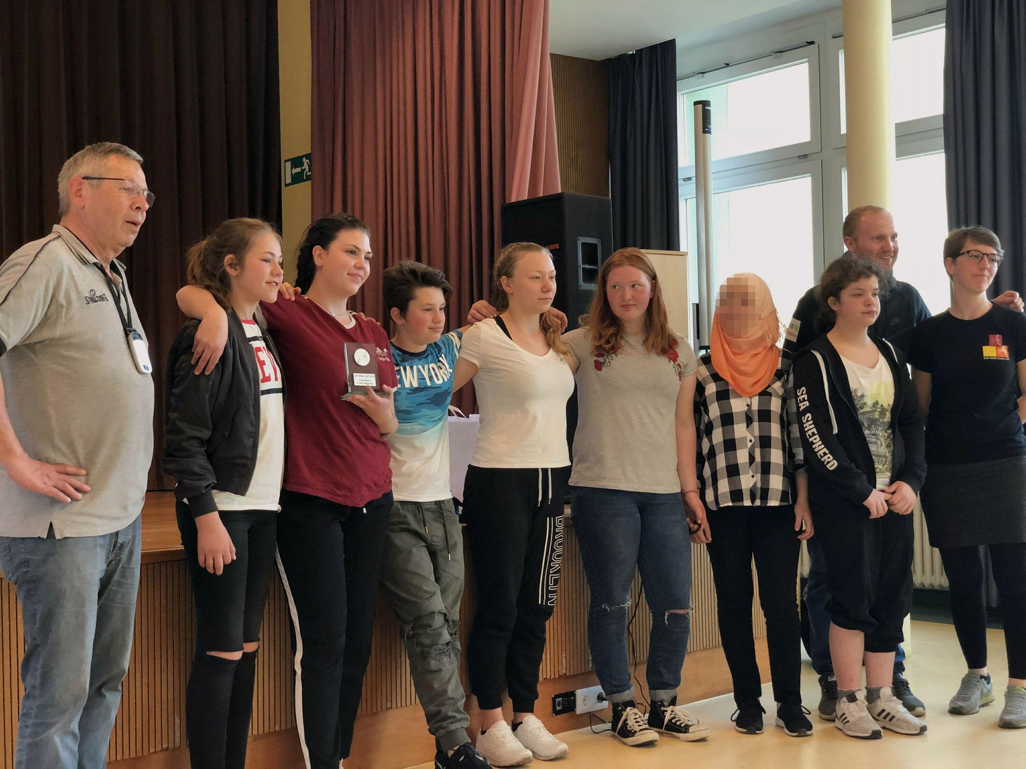 Team Schule Marcusallee Bremen
