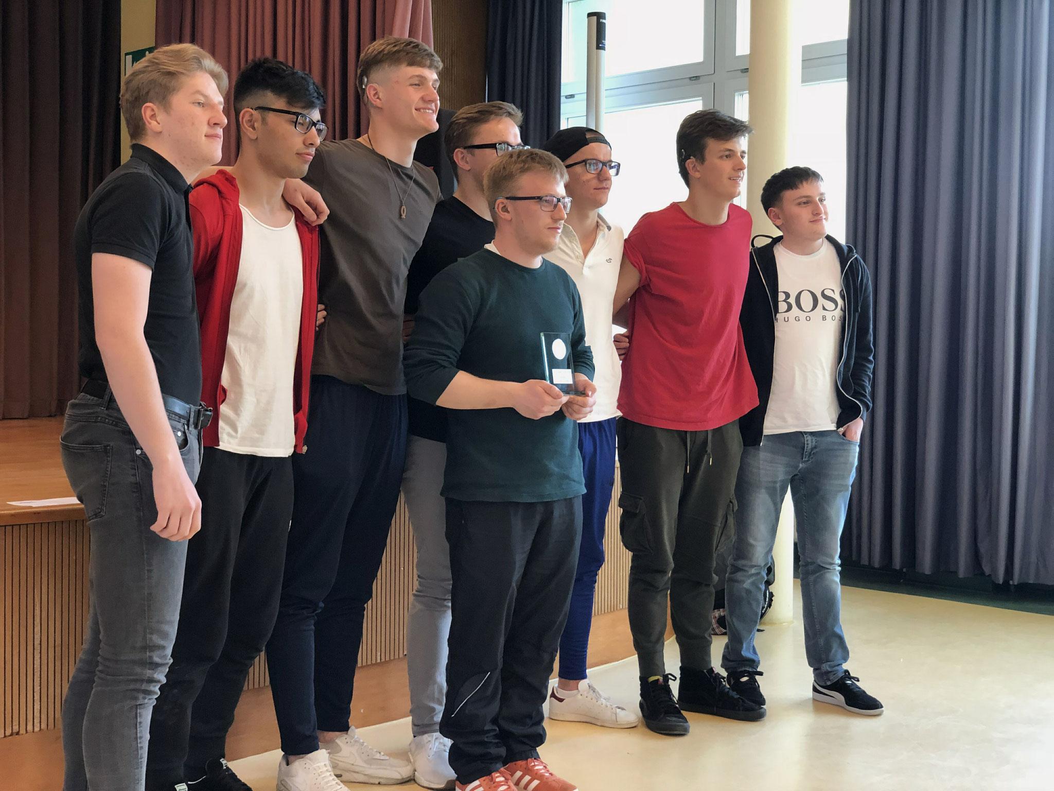 Team Rheinisch-Westfälisches Berufskolleg Essen