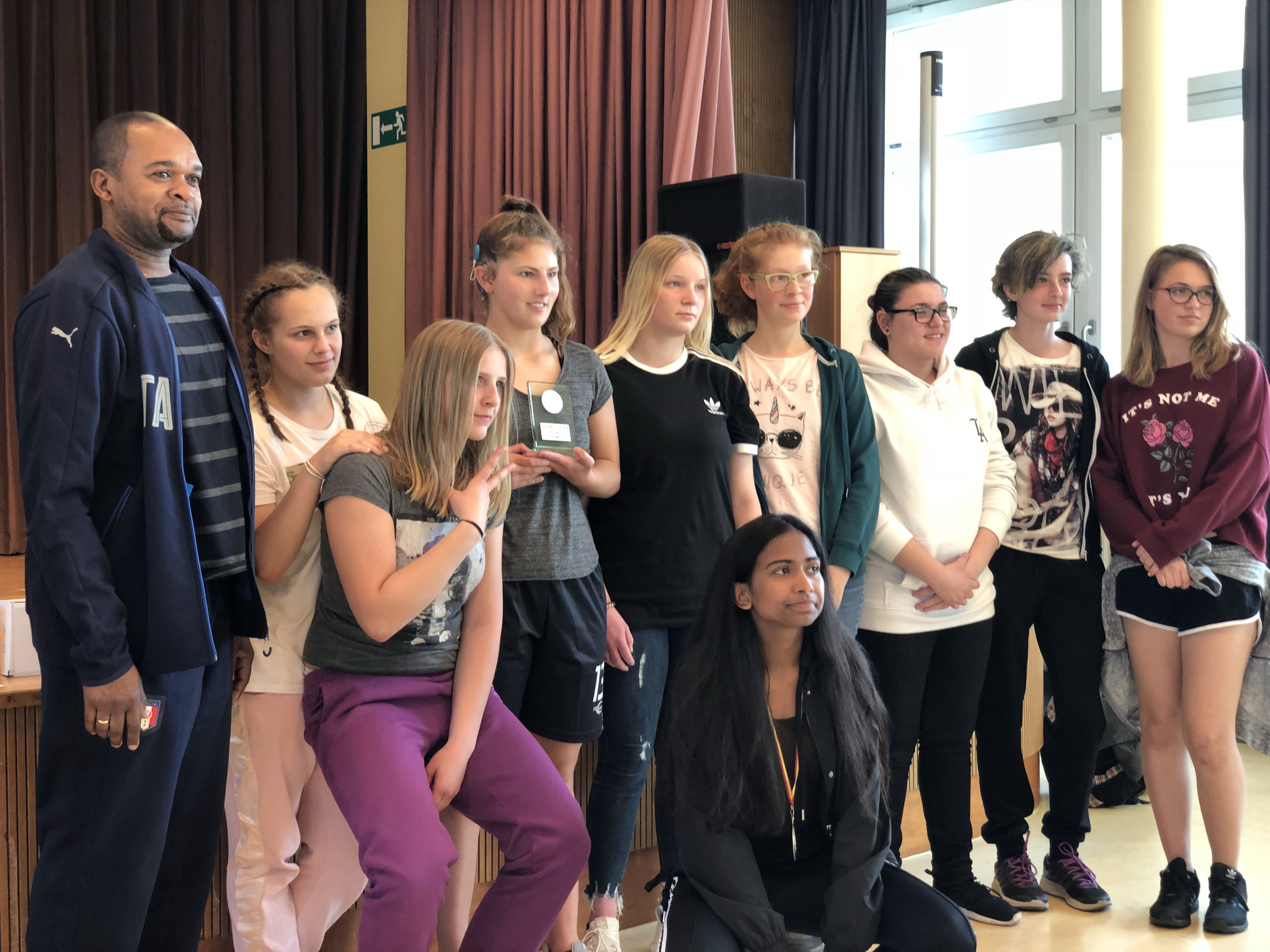 Team Münsterlandschule Münster
