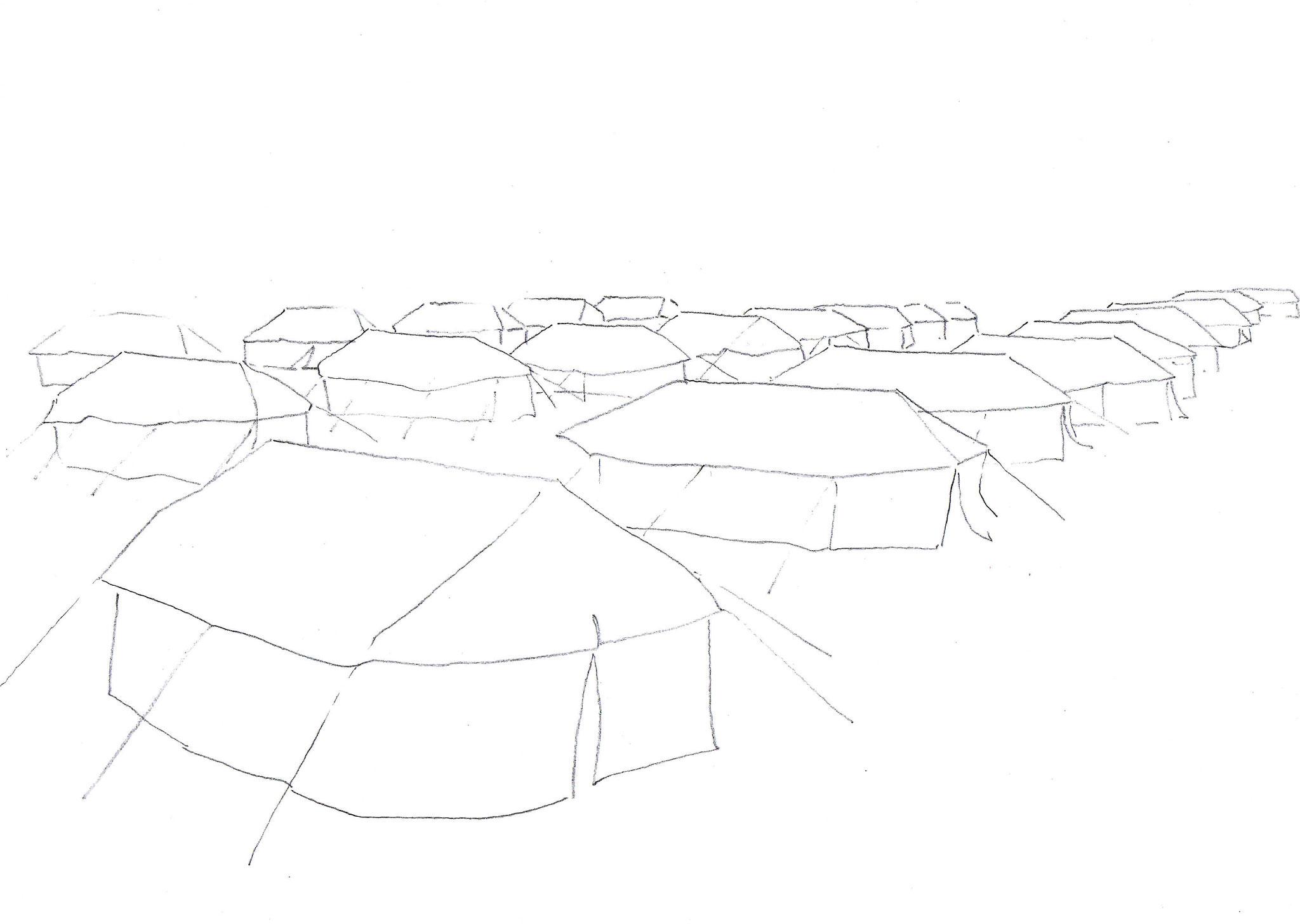 o.T., 21 cm x 29,7 cm, graphit/paper, 2013
